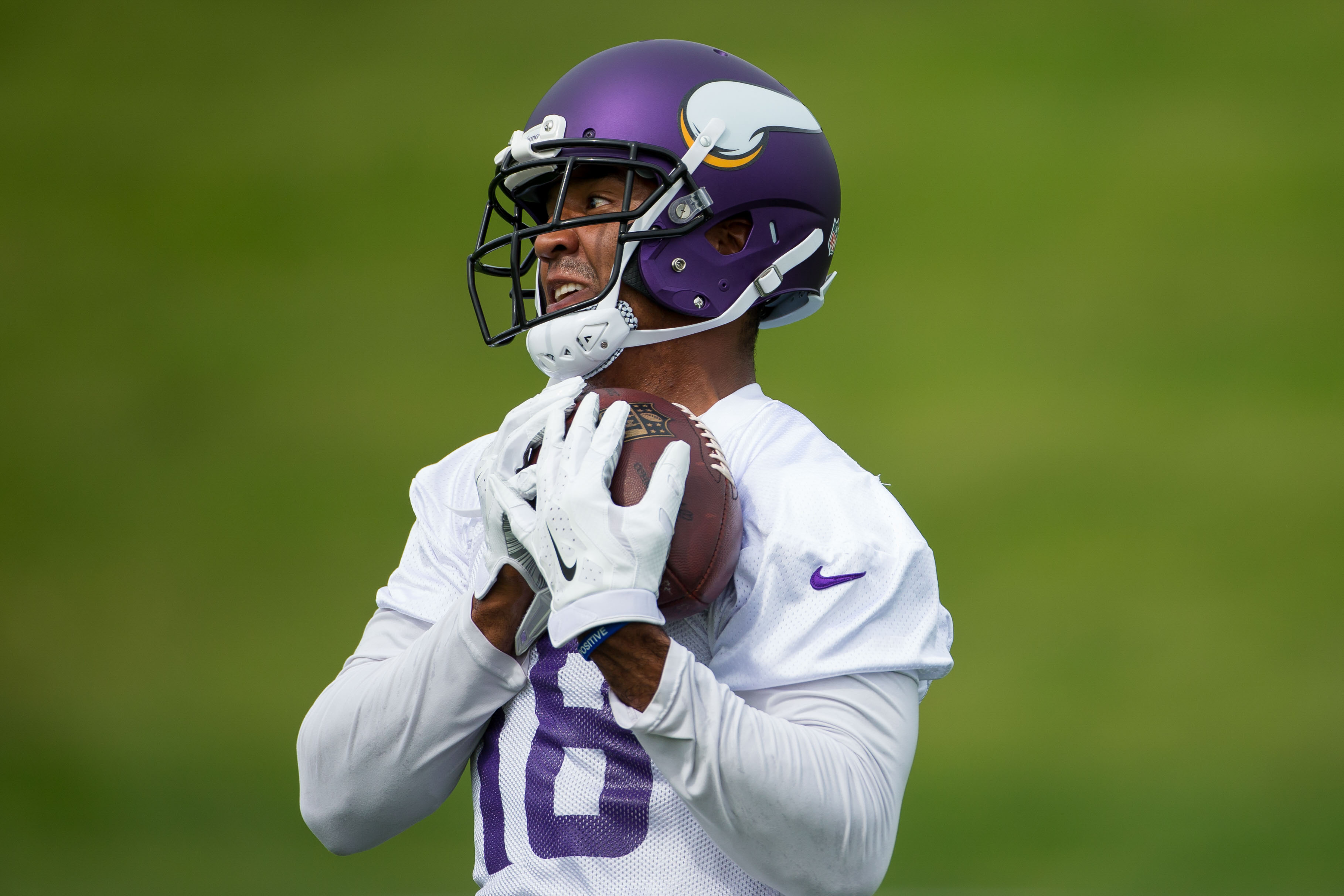 Teddy bridgewater injury update vikings expect qb to miss 2017 too report says sporting news - Michael Floyd Suspended Four Games By Nfl