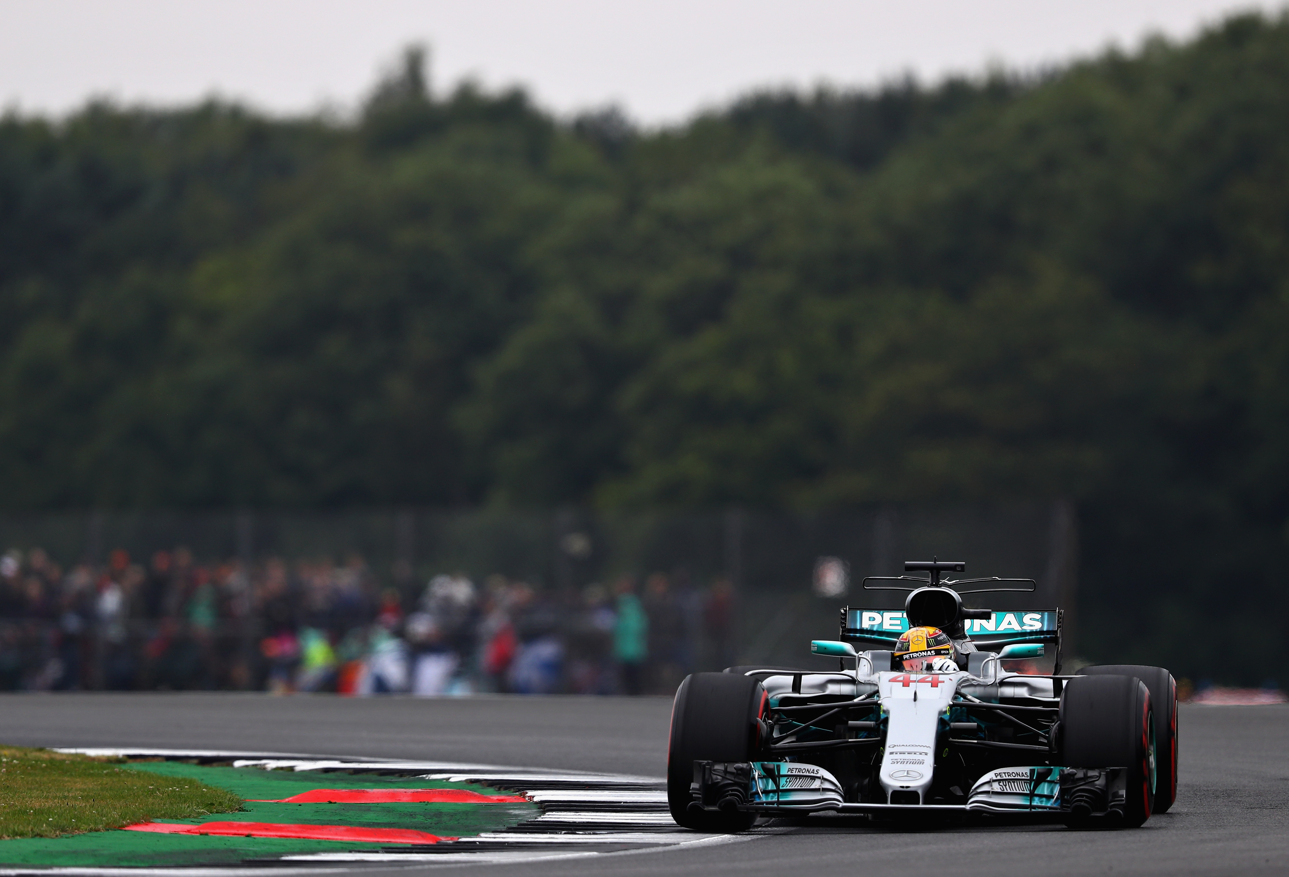 Formula 1 2017: Starting grid, lineup for British Grand Prix at Silverstone