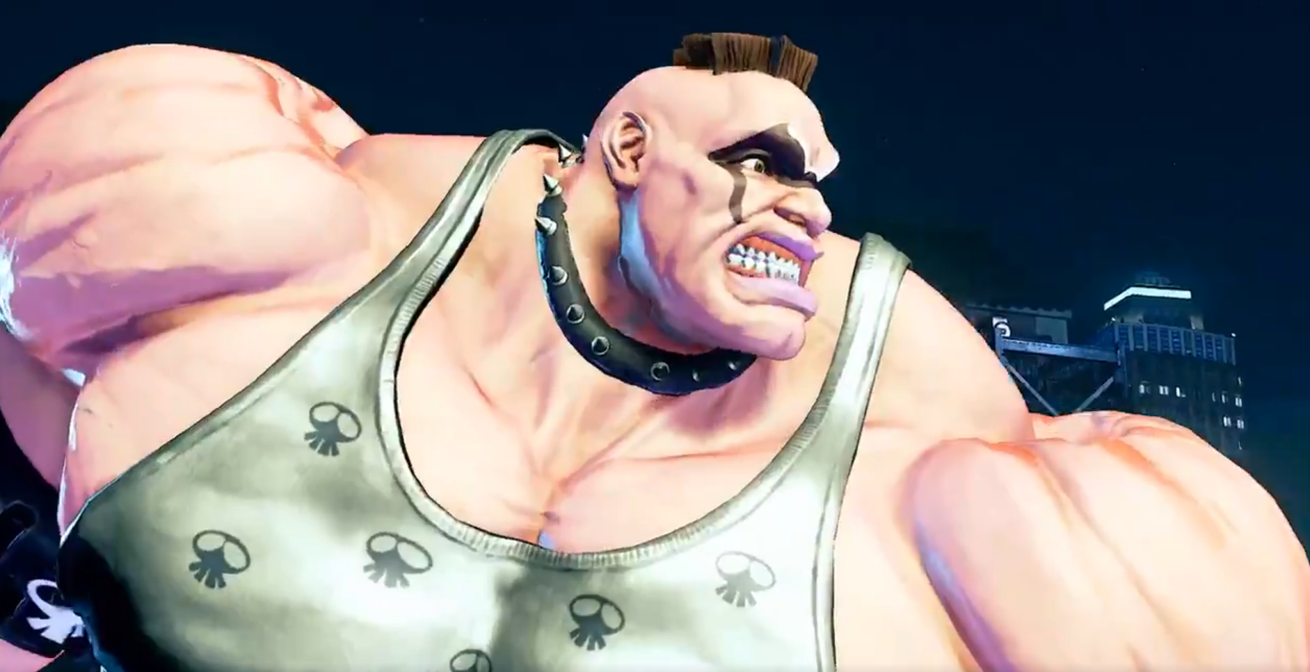Abigail from Final Fight