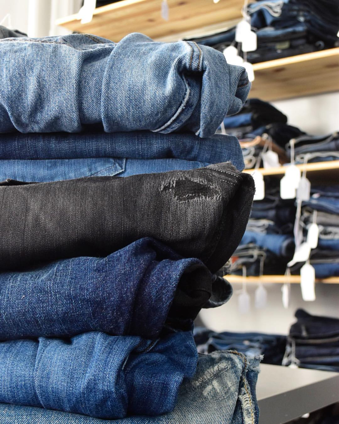 Where to Buy High-Quality Jeans, From the People Who Fix Them for a Living