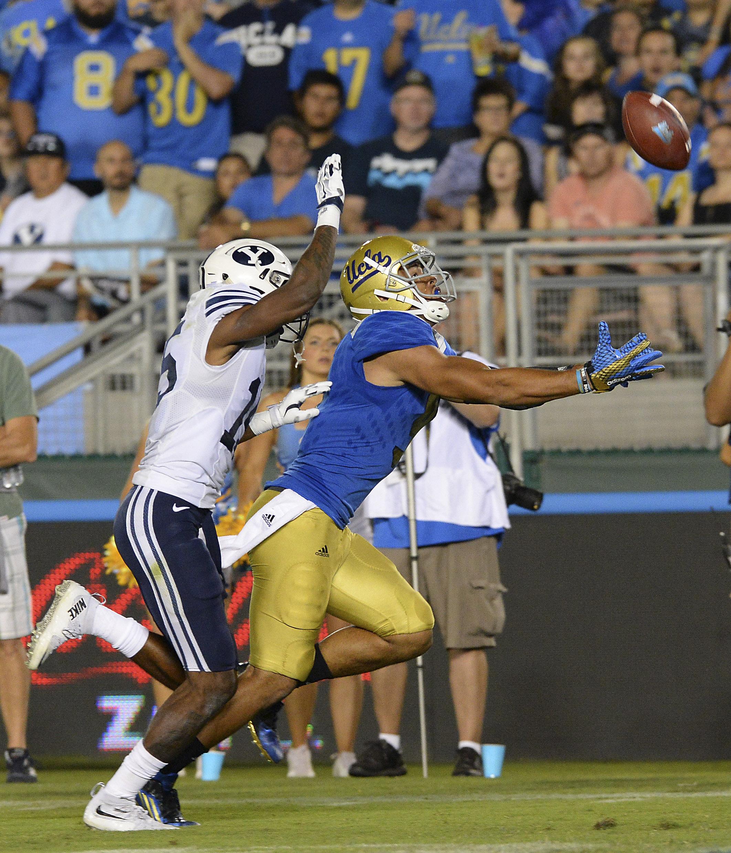 NCAA Football: Brigham Young at UCLA