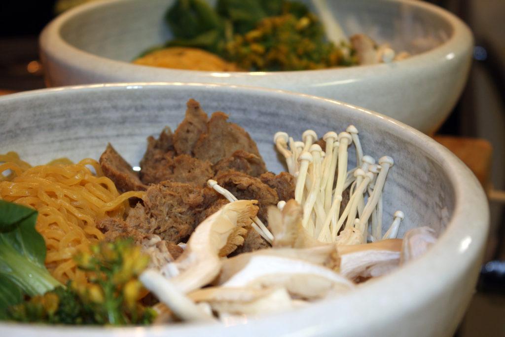 Eat Like A Japanese Buddhist Monk at Goose Hollow's Ichiza Kitchen