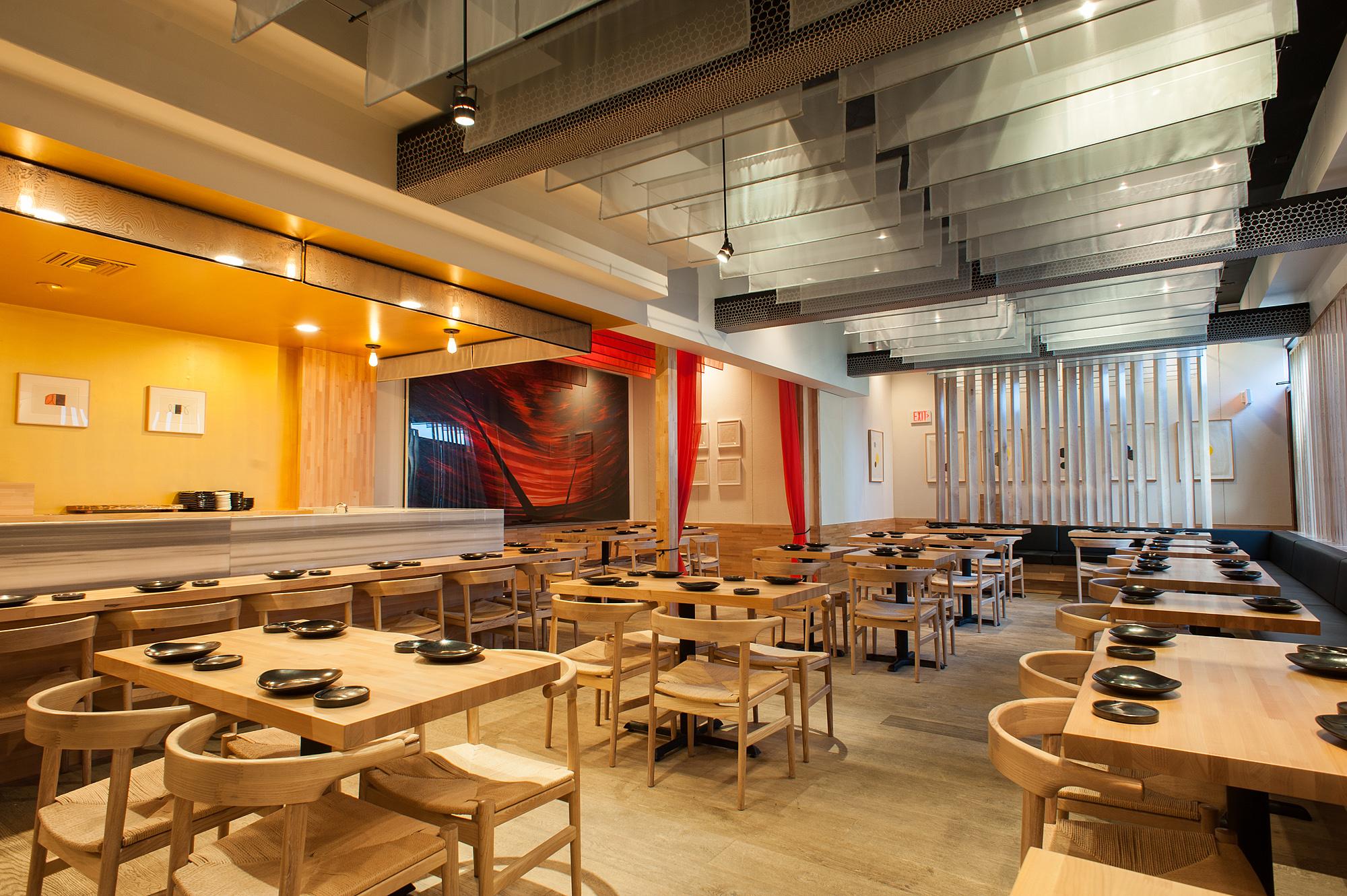 Inside Hamasaku's Lovely Remodel Near Century City