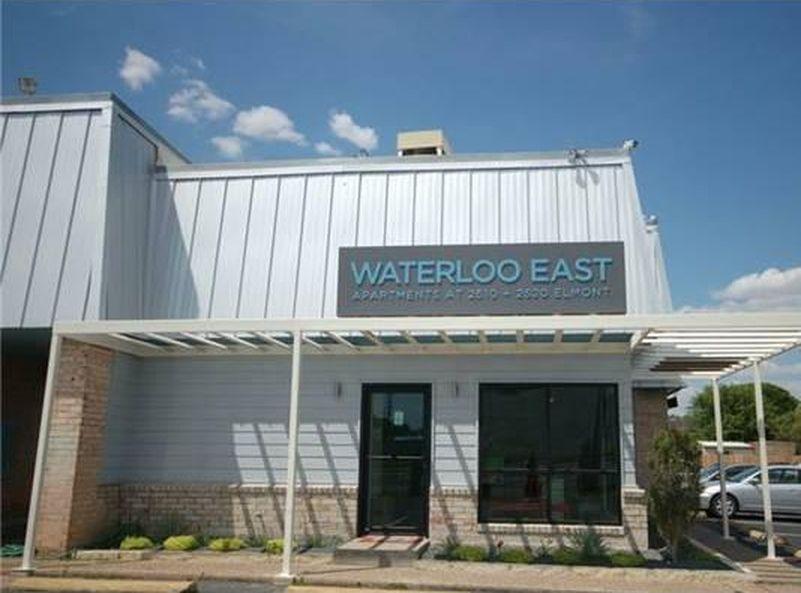 Waterloo East Apartments