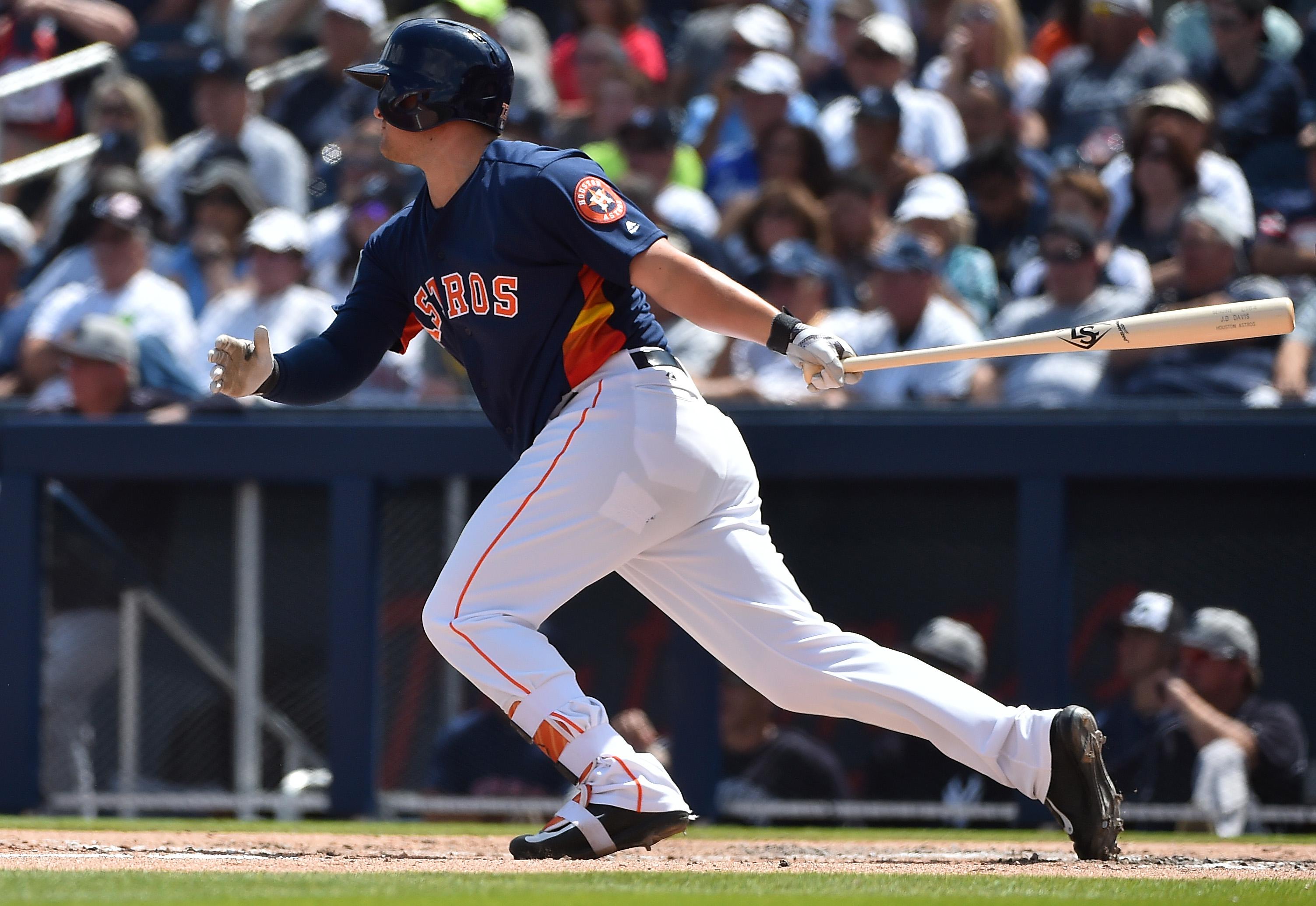 MLB: Spring Training-New York Yankees at Houston Astros