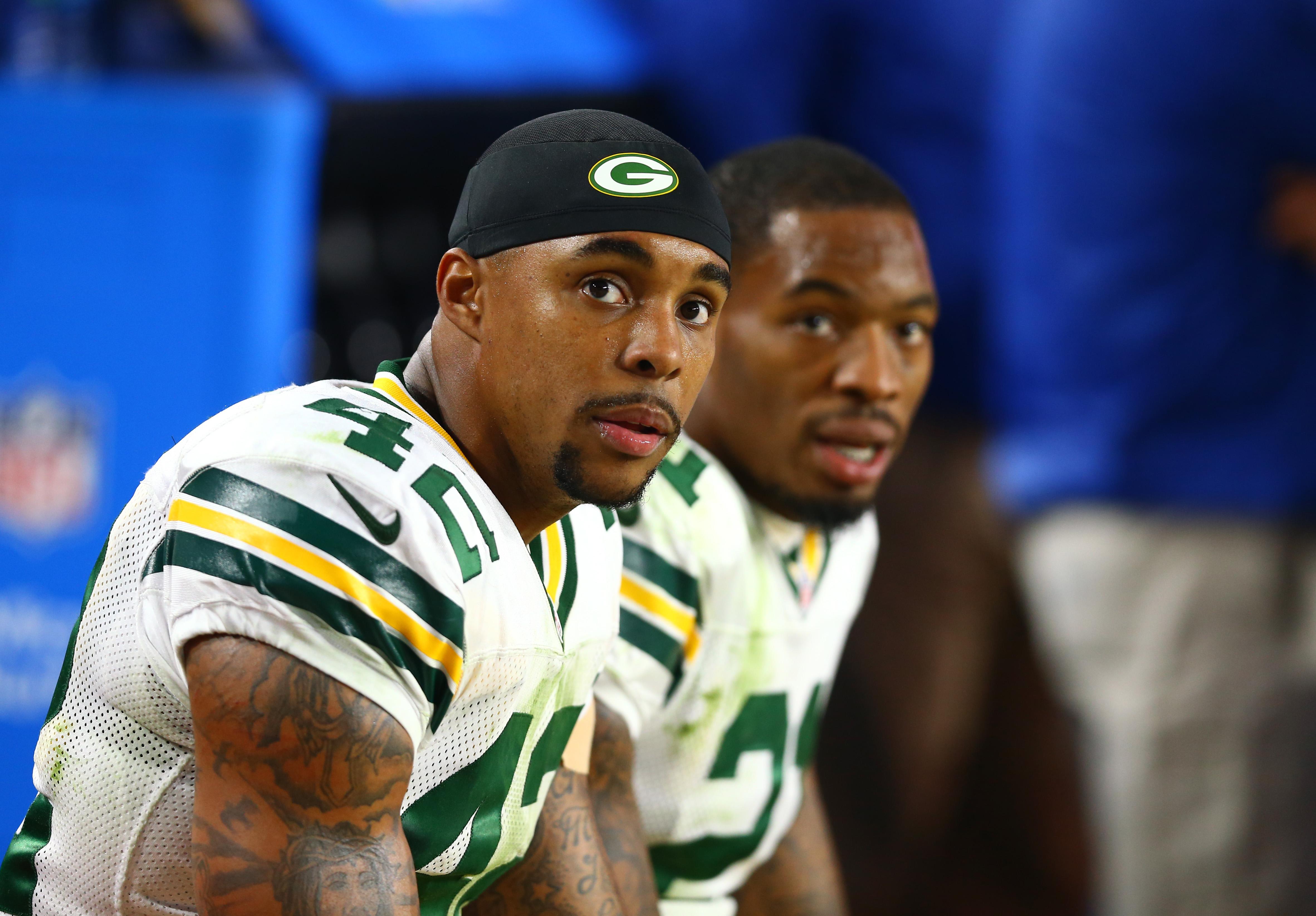 NFL: Green Bay Packers at Arizona Cardinals