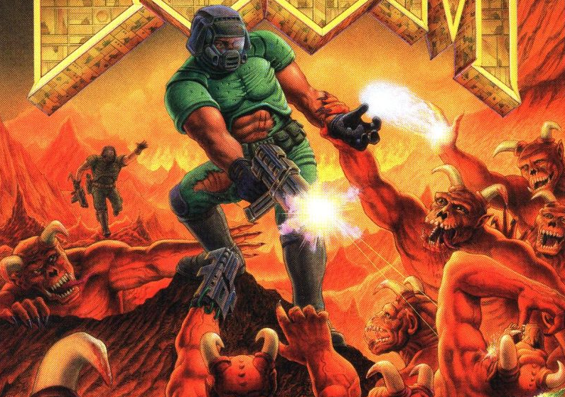 The identity of the Doom marine has finally been revealed