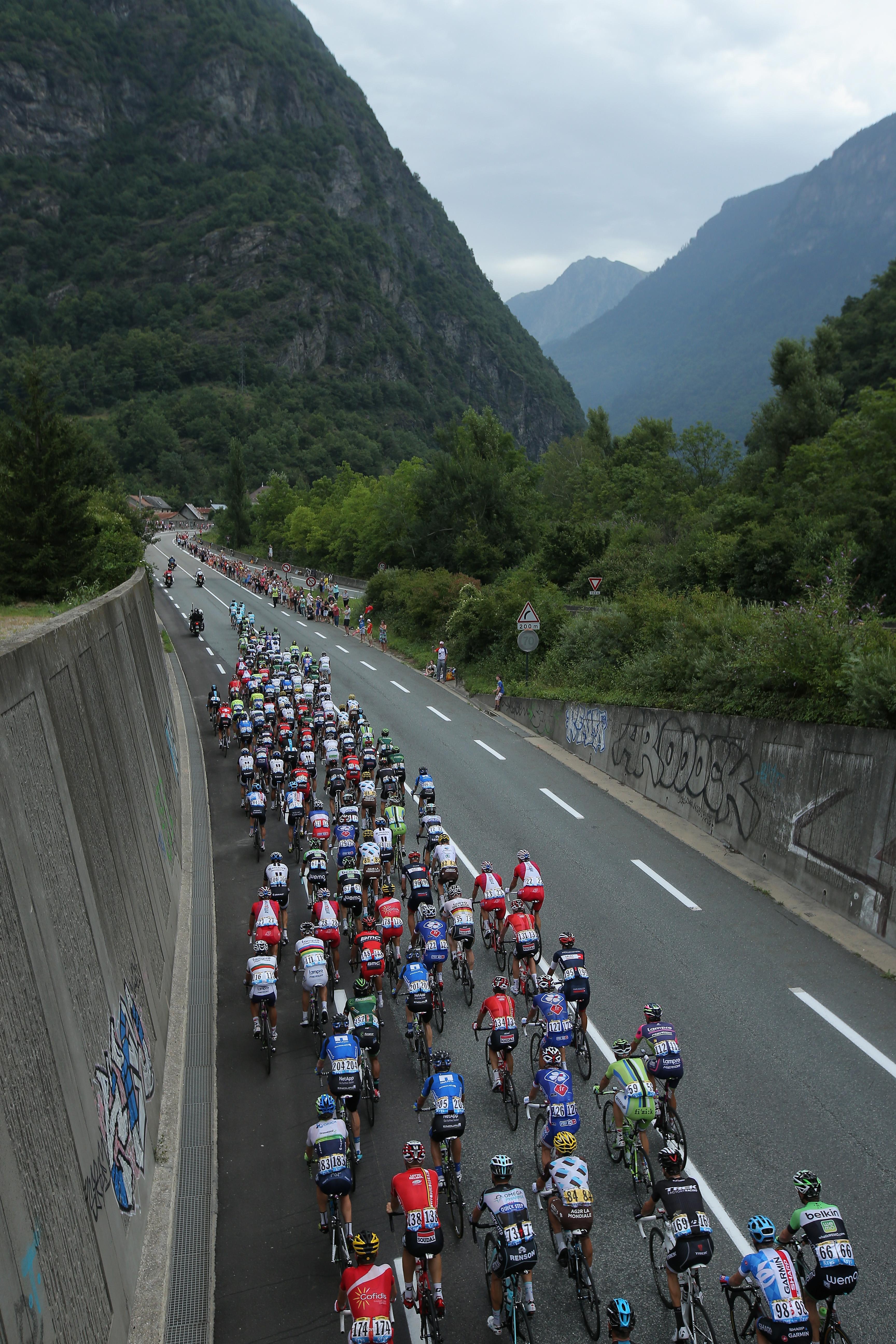 Le Tour de France 2014 - Stage Fourteen