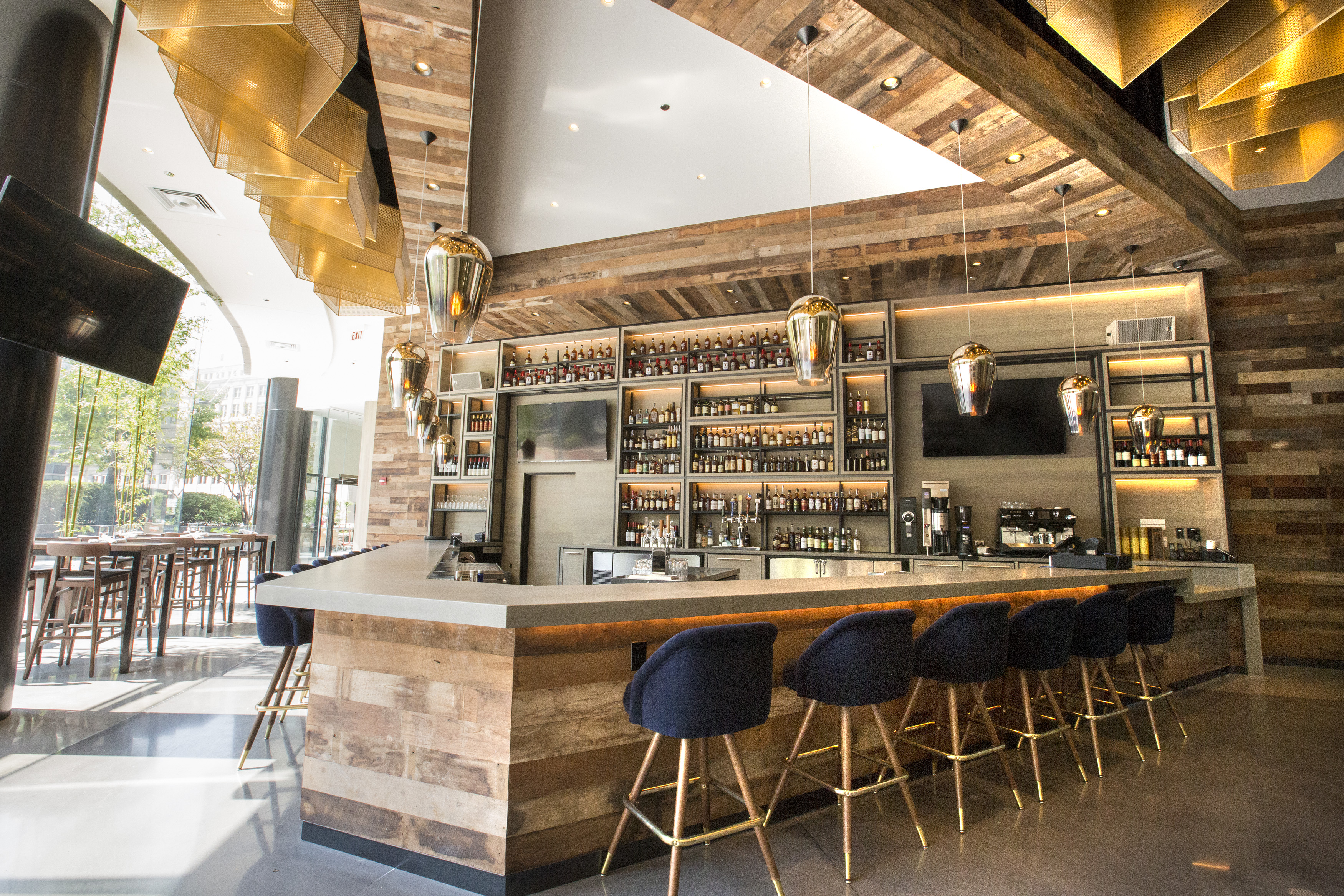 Little Toasted, Now Open, Offers Riverside Views With Gourmet Toast, Coffee, and Whisky