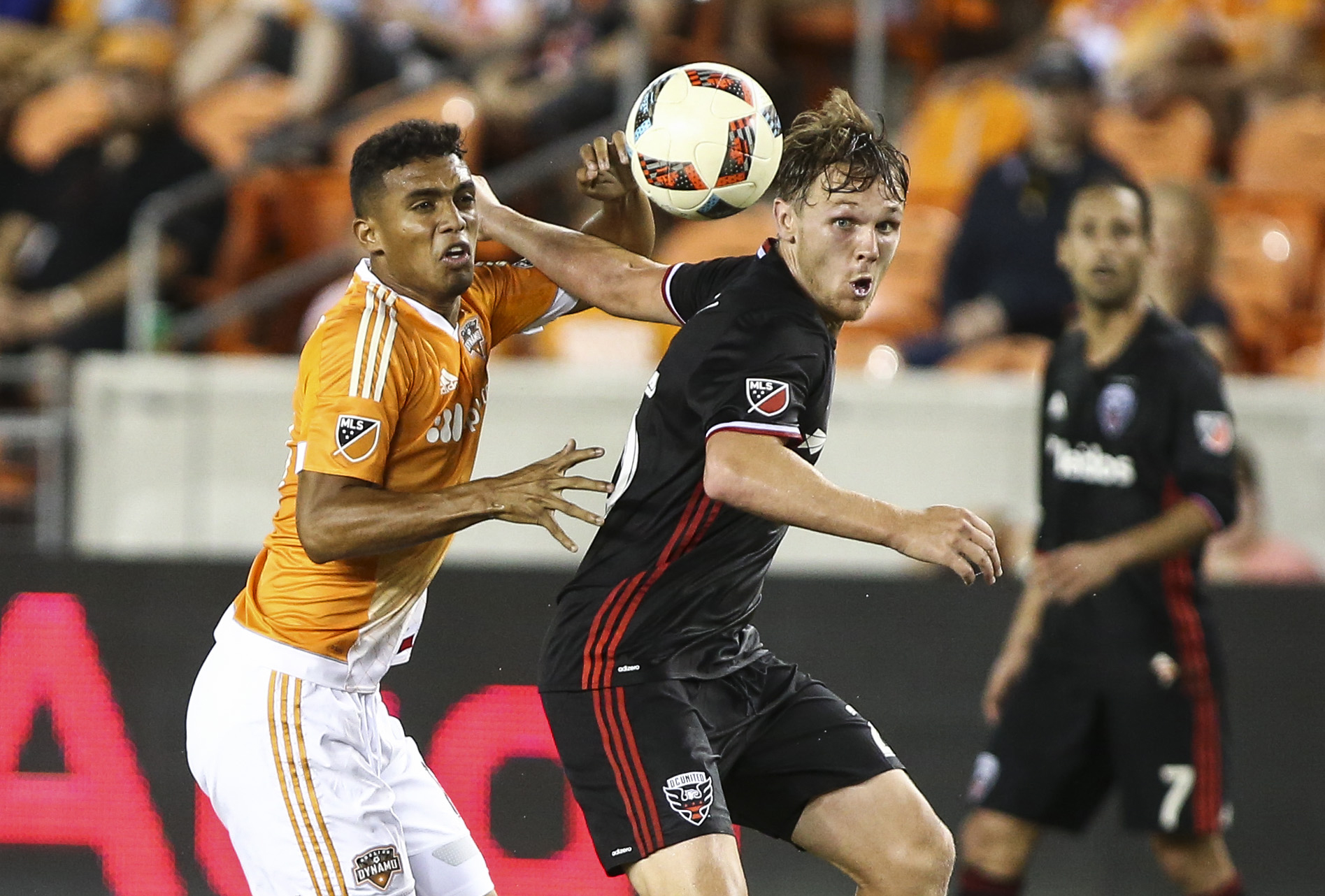 MLS: D.C. United at Houston Dynamo