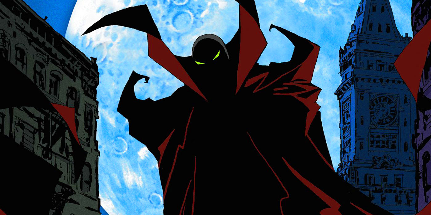 spawn essay Believe it or not, alan moore wrote an issue of spawn in the midst of a crass and embarrassing era of comics, could alan moore steer image comics to substance.