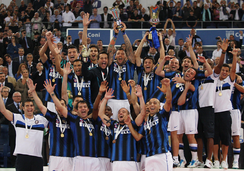 FC Internazionale Milano v US Citta di Palermo - Tim Cup Final