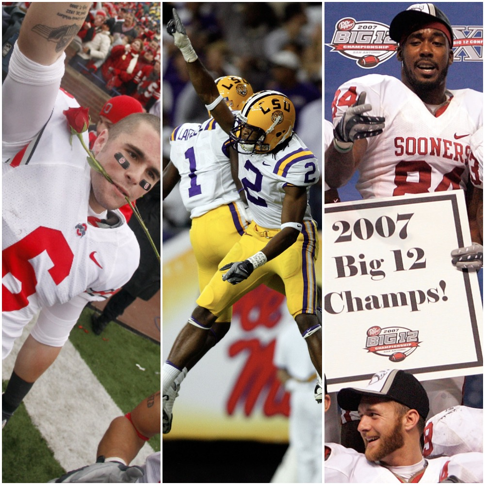 c4c94069 How the 2007 College Football Playoff would've worked | 2007: The ...