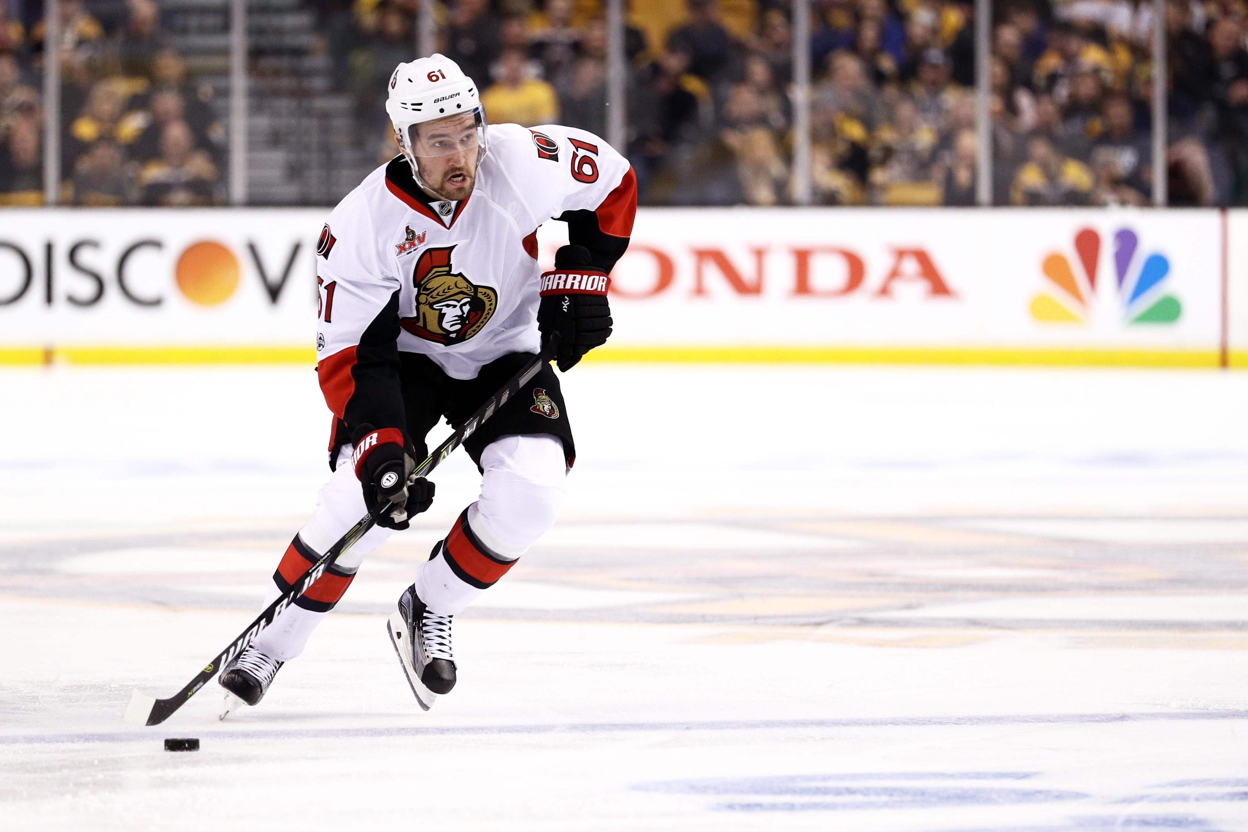 Ottawa Senators v Boston Bruins - Game Six