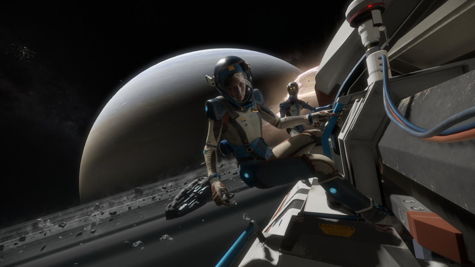 Lone Echo is one of VR's newest high points