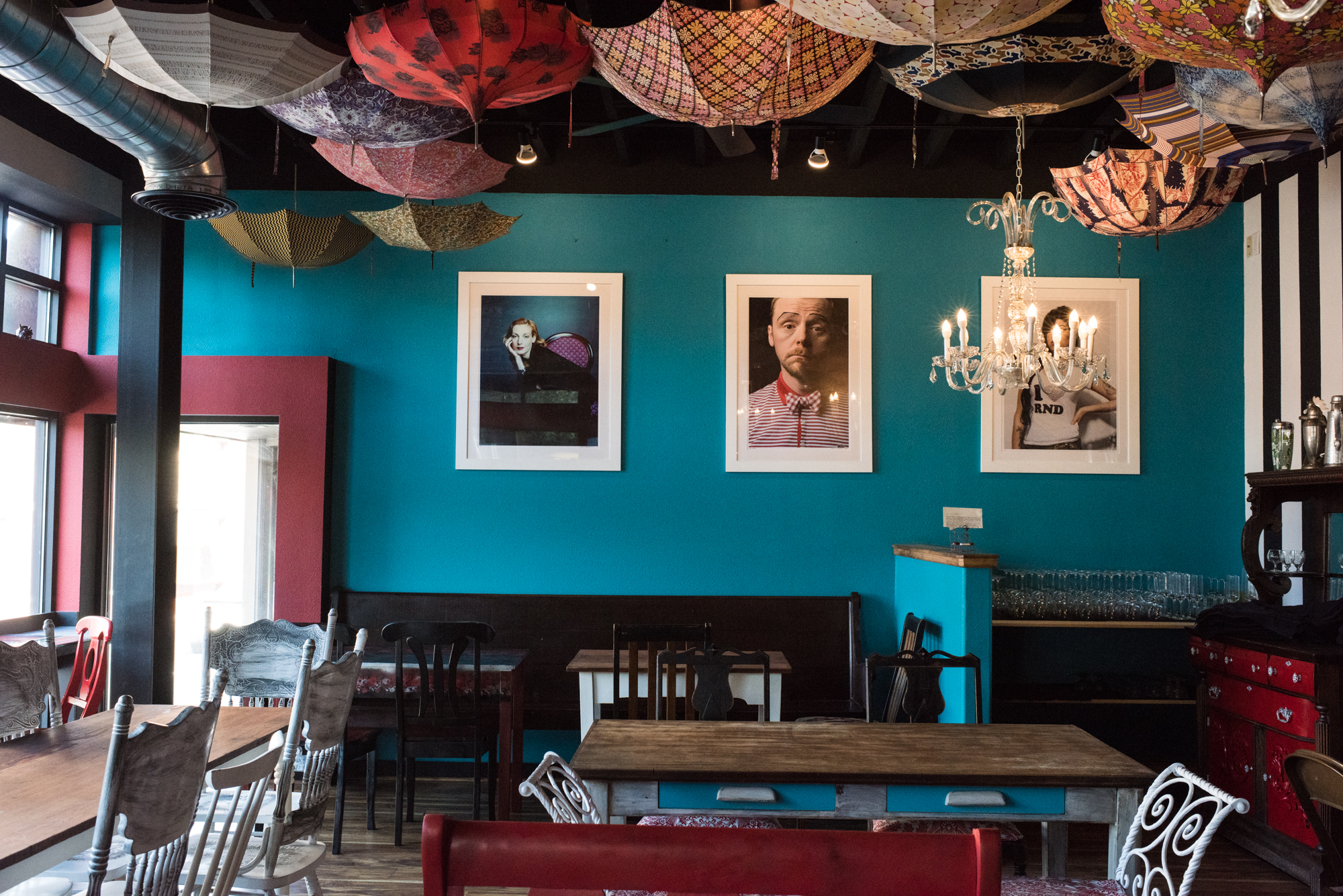 Take A Look Inside The Feisty Lamb, Now Open In Goose Hollow