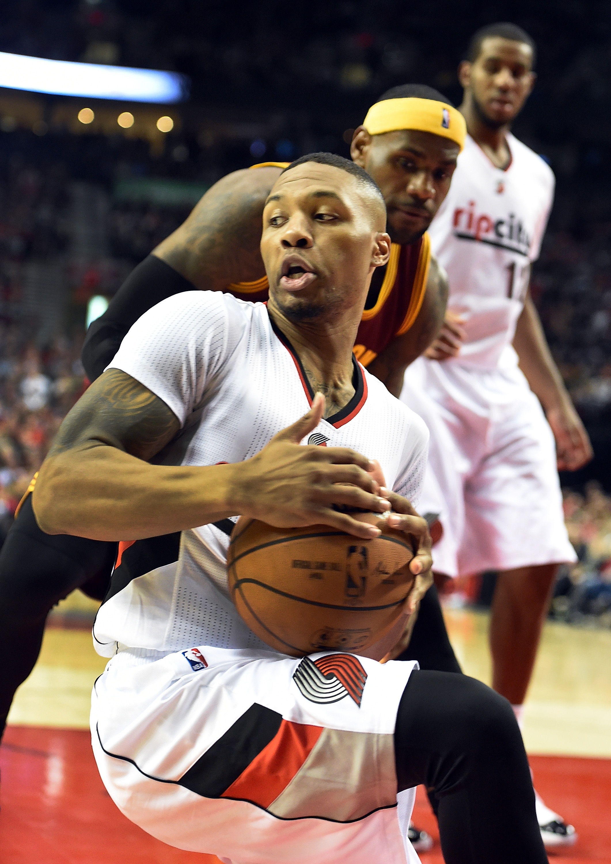 Damian Lillard: 'I don't see why anyone wouldn't want to play with' LeBron James