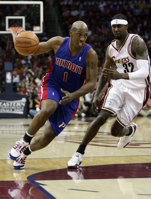 Detroit Pistons v Cleveland Cavaliers, Game 3
