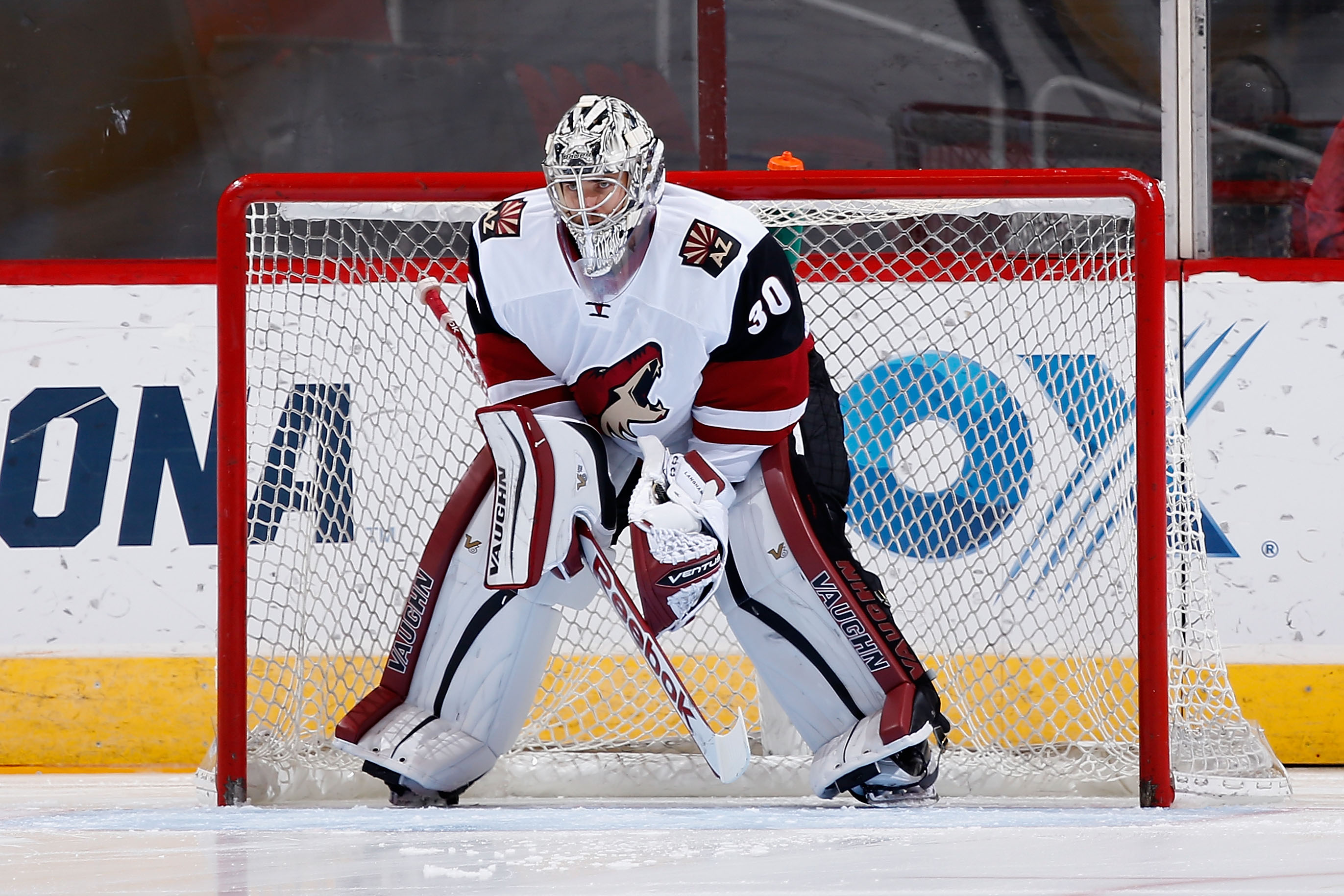 Arizona Coyotes Red And White Scrimmage