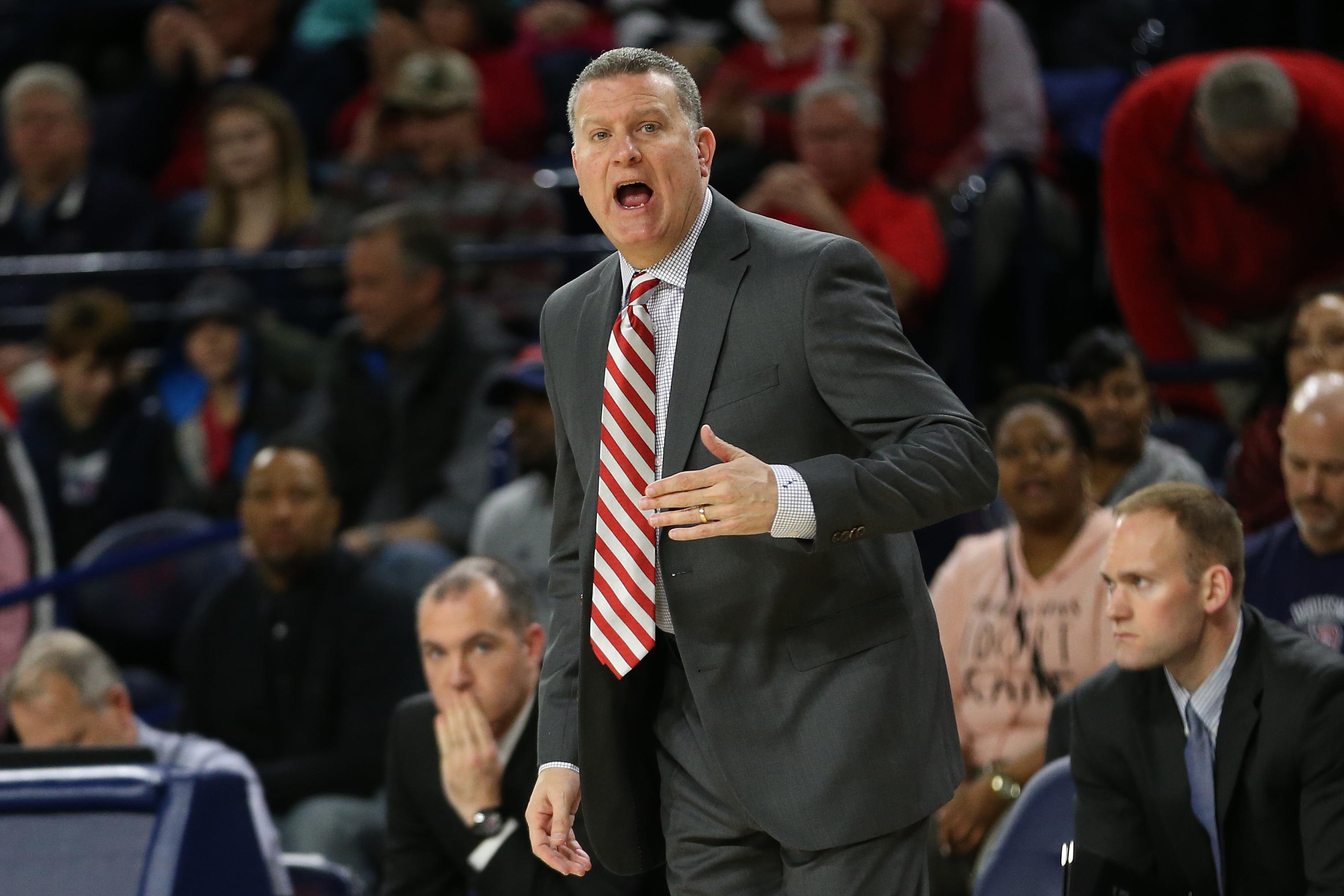 NCAA Basketball: Duquesne at Richmond