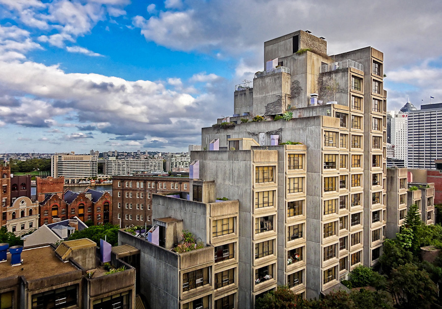 Sydney's only brutalist building lives to see another day