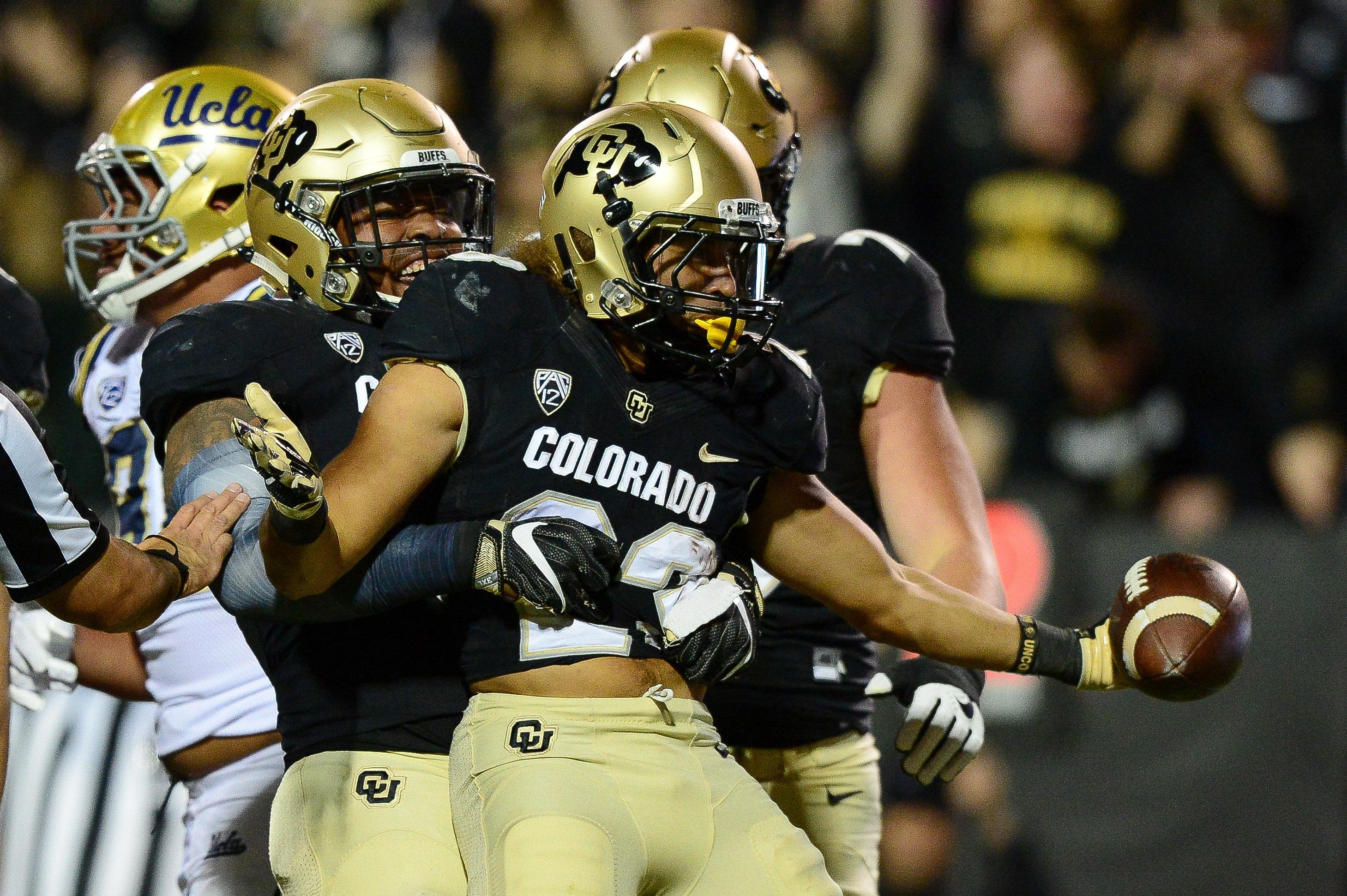 UCLA v Colorado