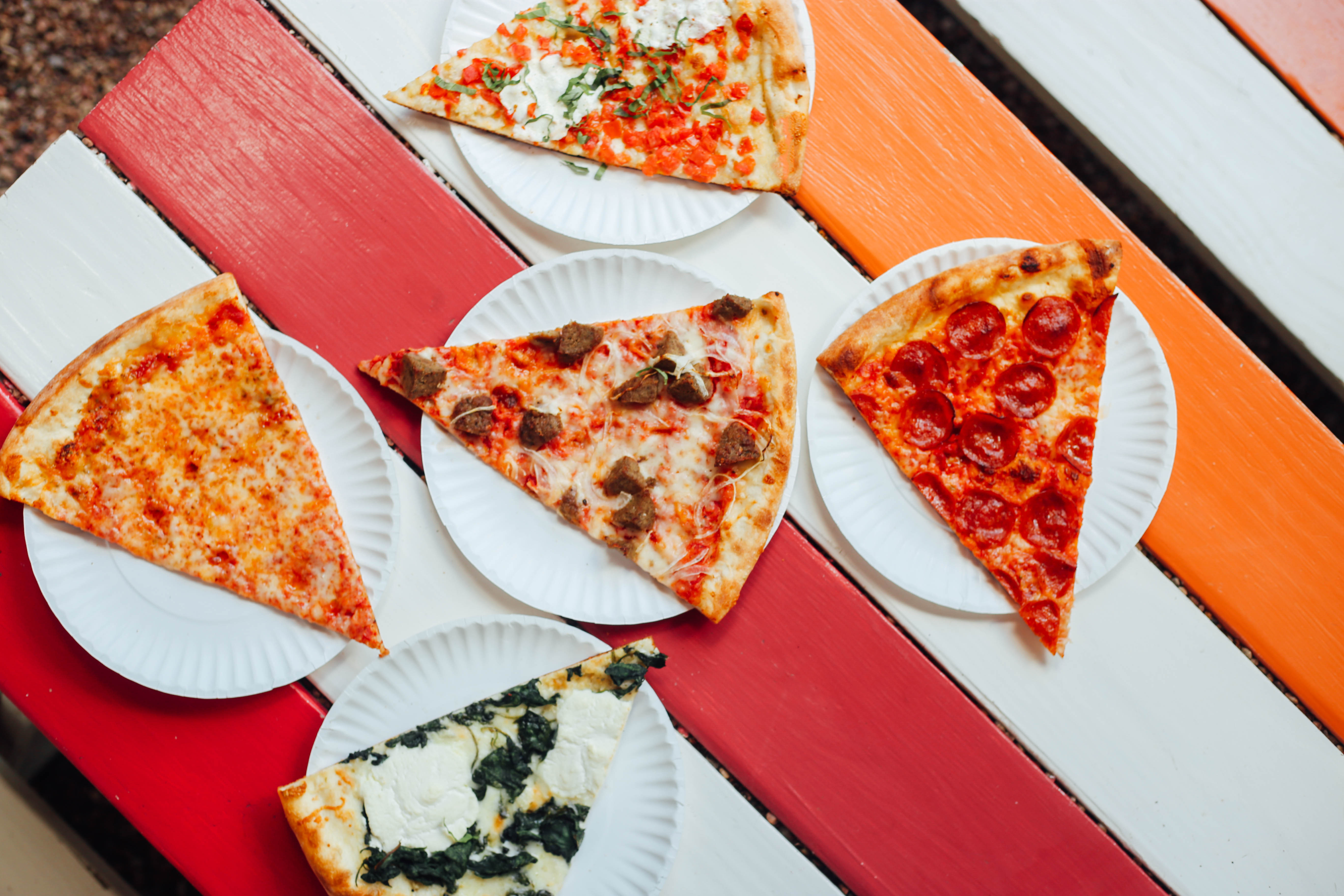 Slices from Home Slice