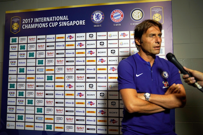 ICC Singapore - Chelsea v Bayern