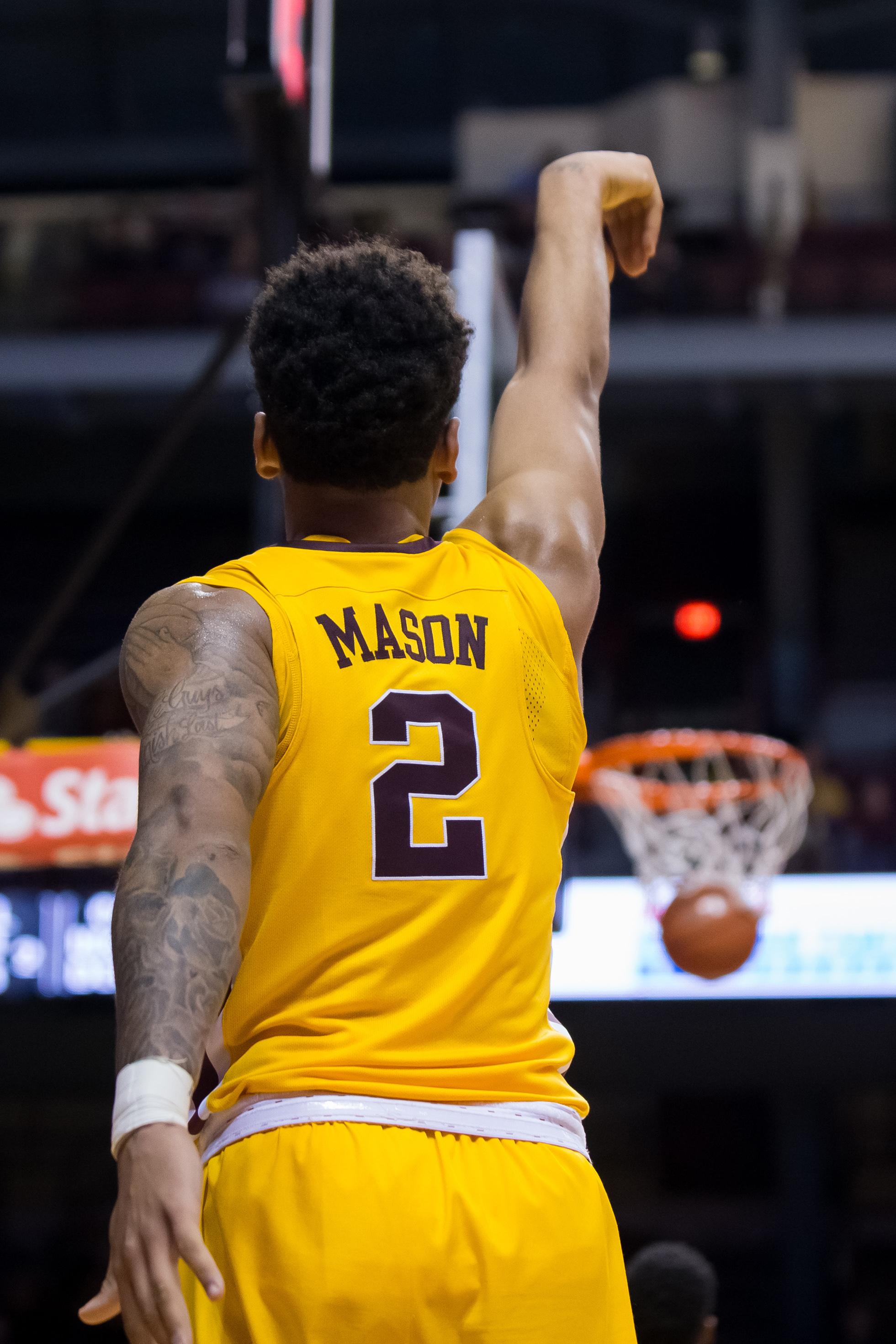 NCAA Basketball: LIU Brooklyn at Minnesota