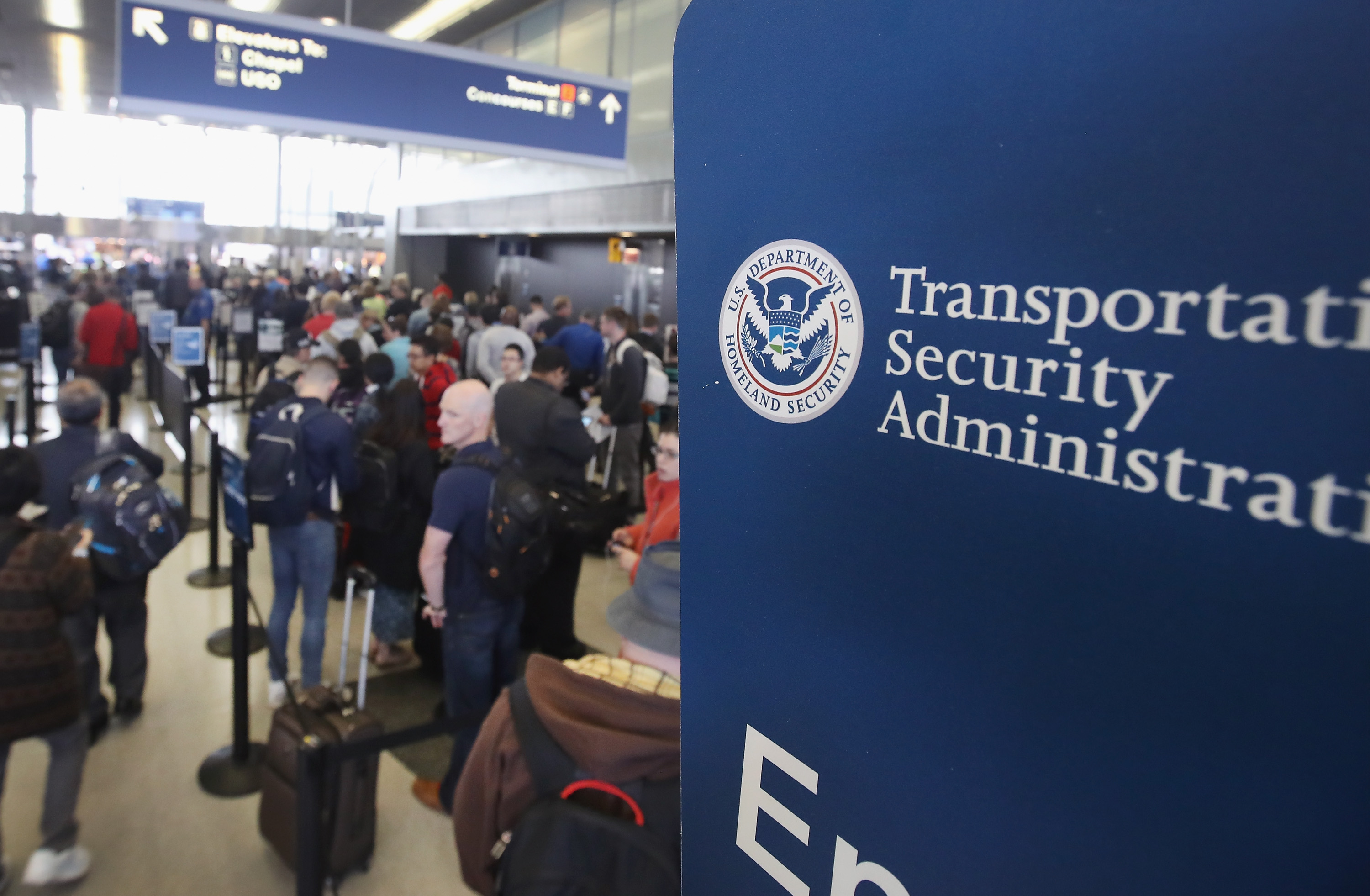 The TSA will now require separate screenings for all
