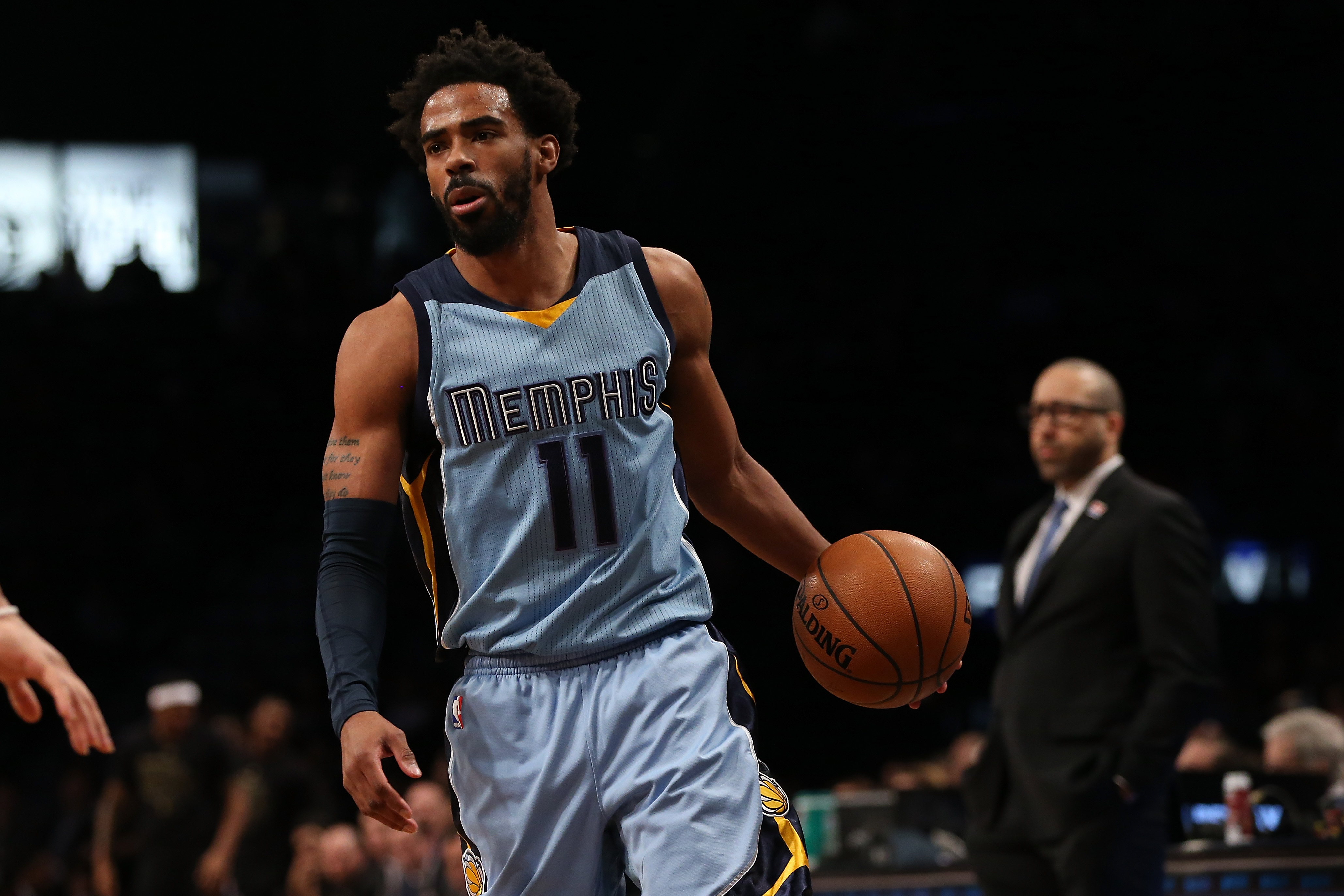 buy popular e985e 7873f Mike Conley Jr. Is the Human Anti-Highlight Machine - The Ringer