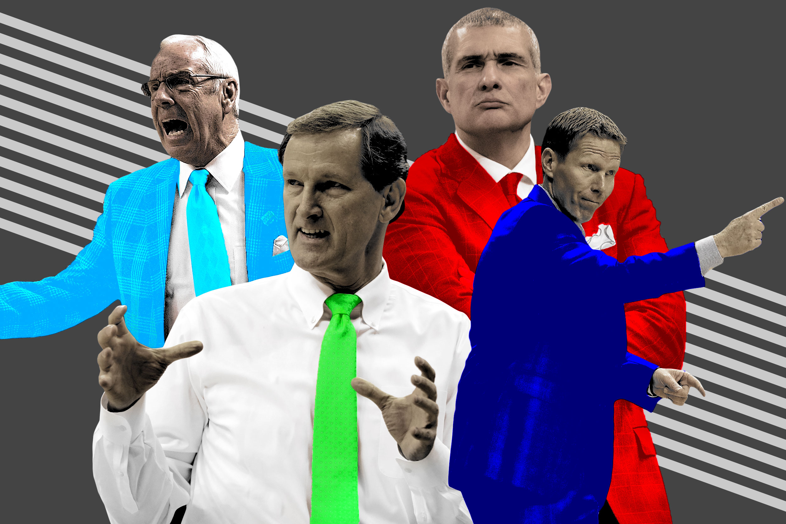 The ringer archives college basketball page 7 the blueprint for each final four coach to guarantee his team a national title malvernweather Gallery