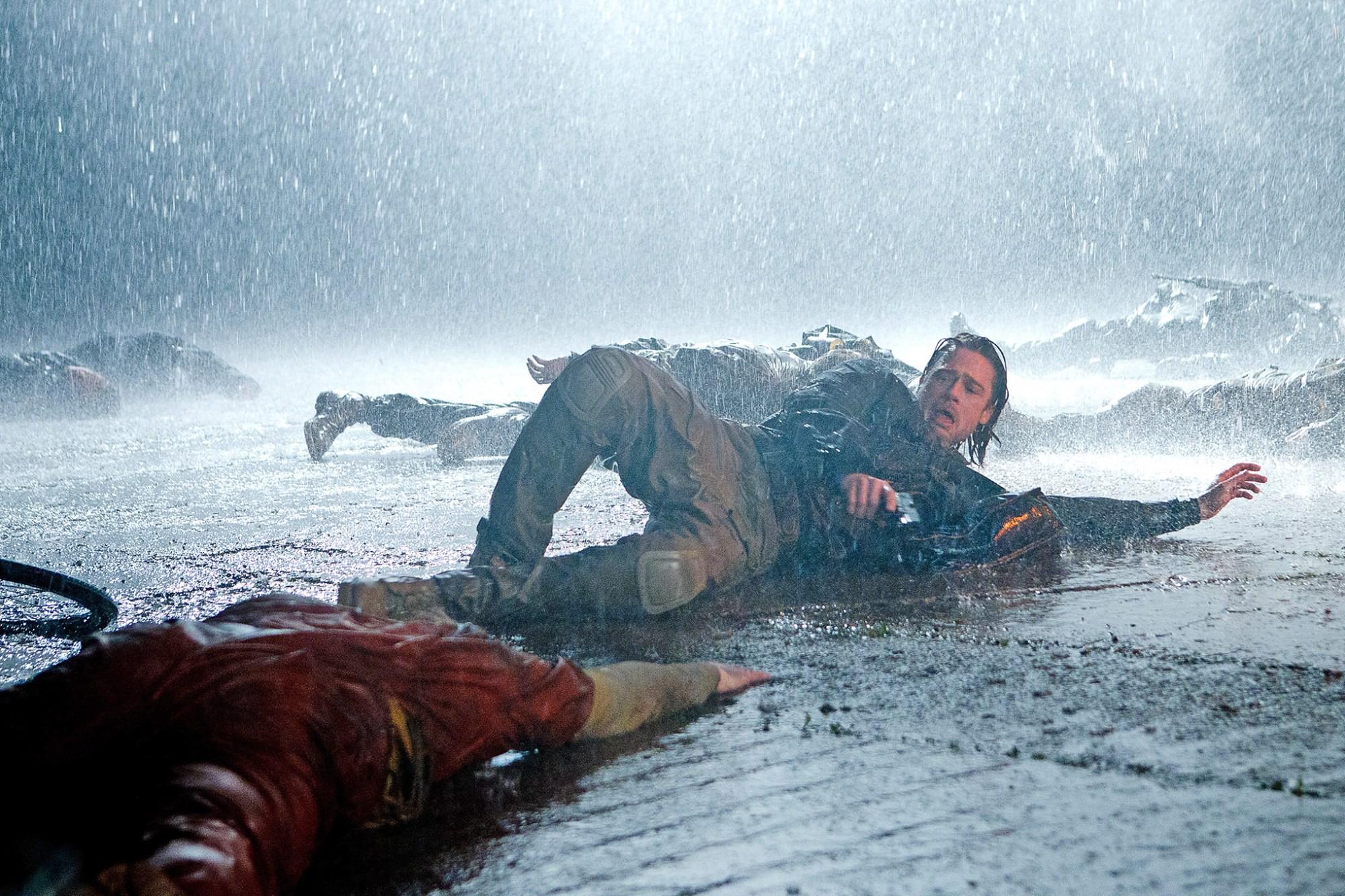 'World War Z' (Paramount Pictures)