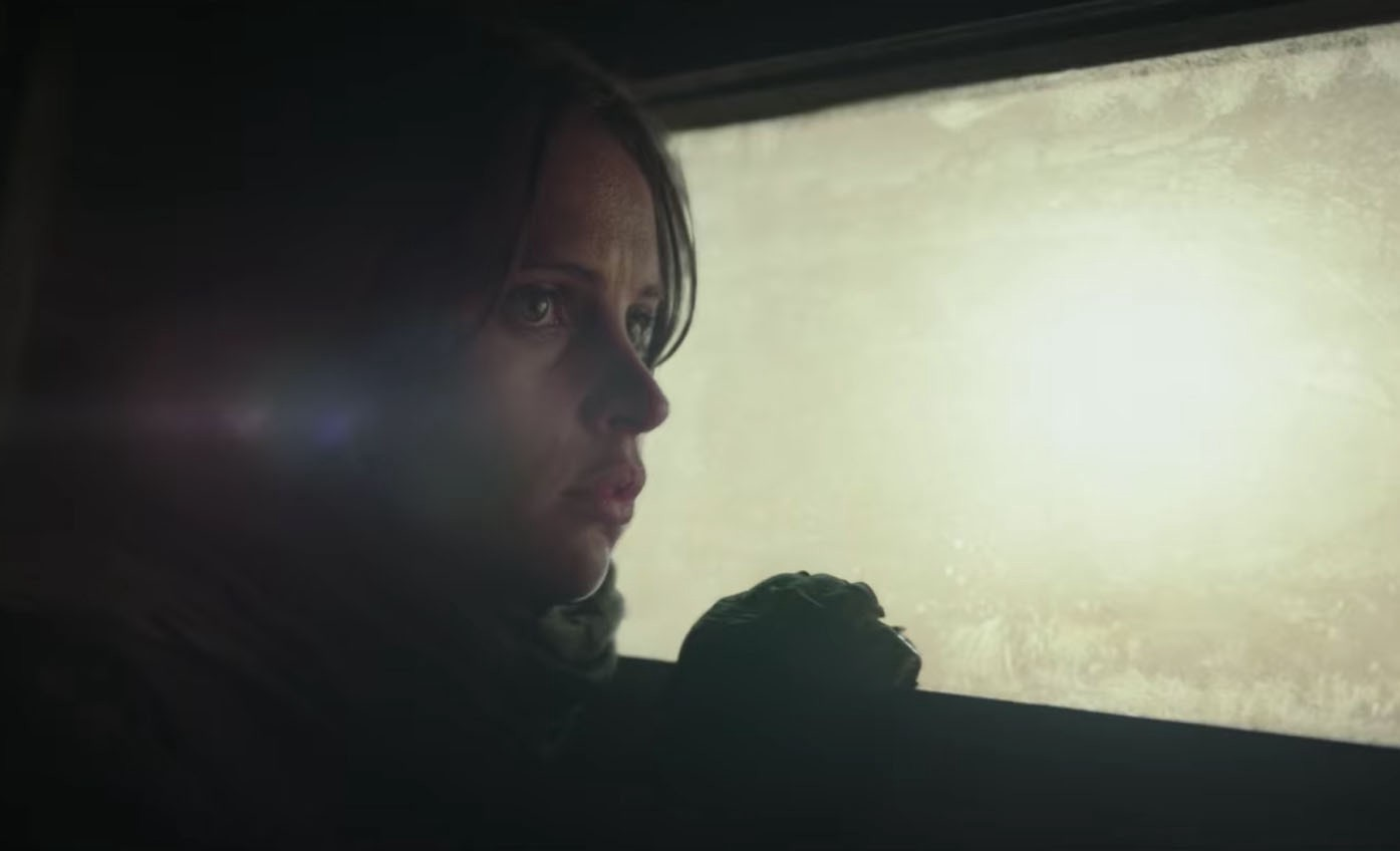 Screen grab via 'Rogue One' trailer/Walt Disney Studios MotionPictures