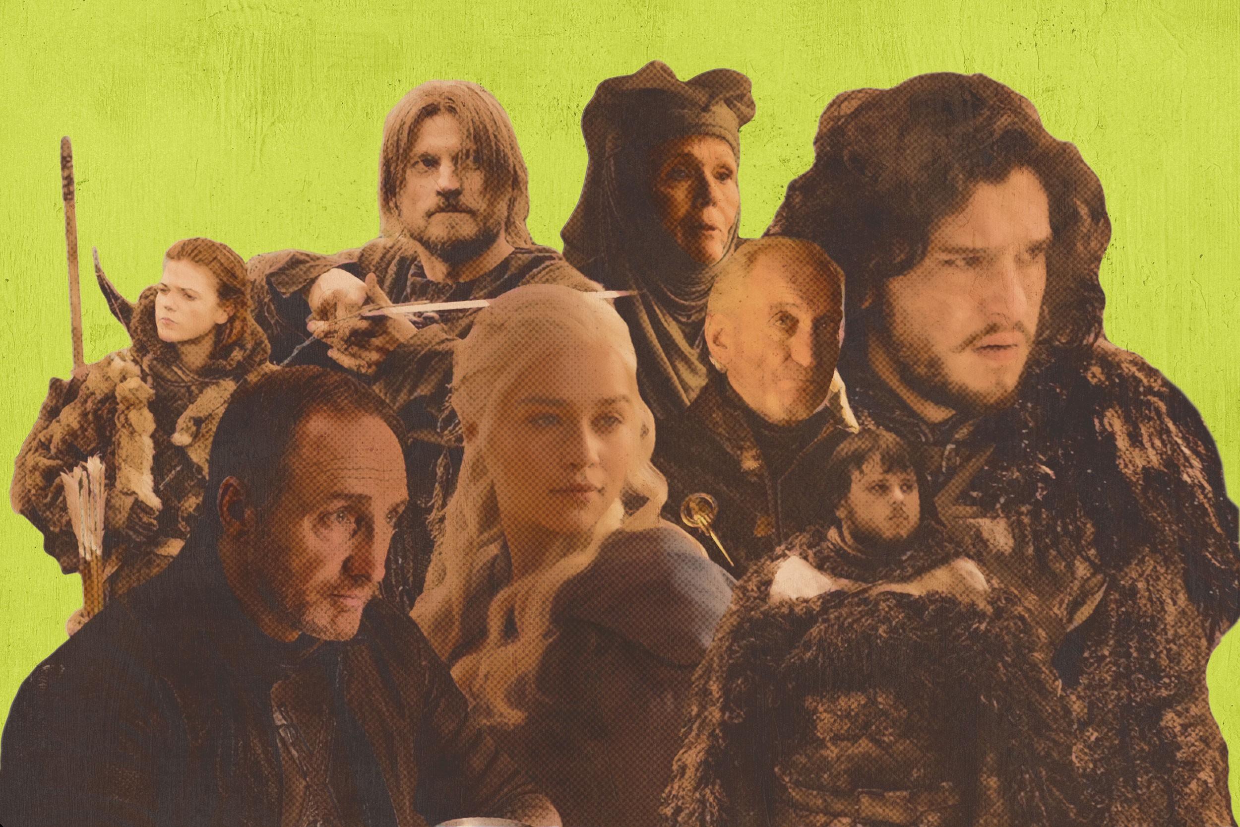 (HBO/Ringer Illustration)