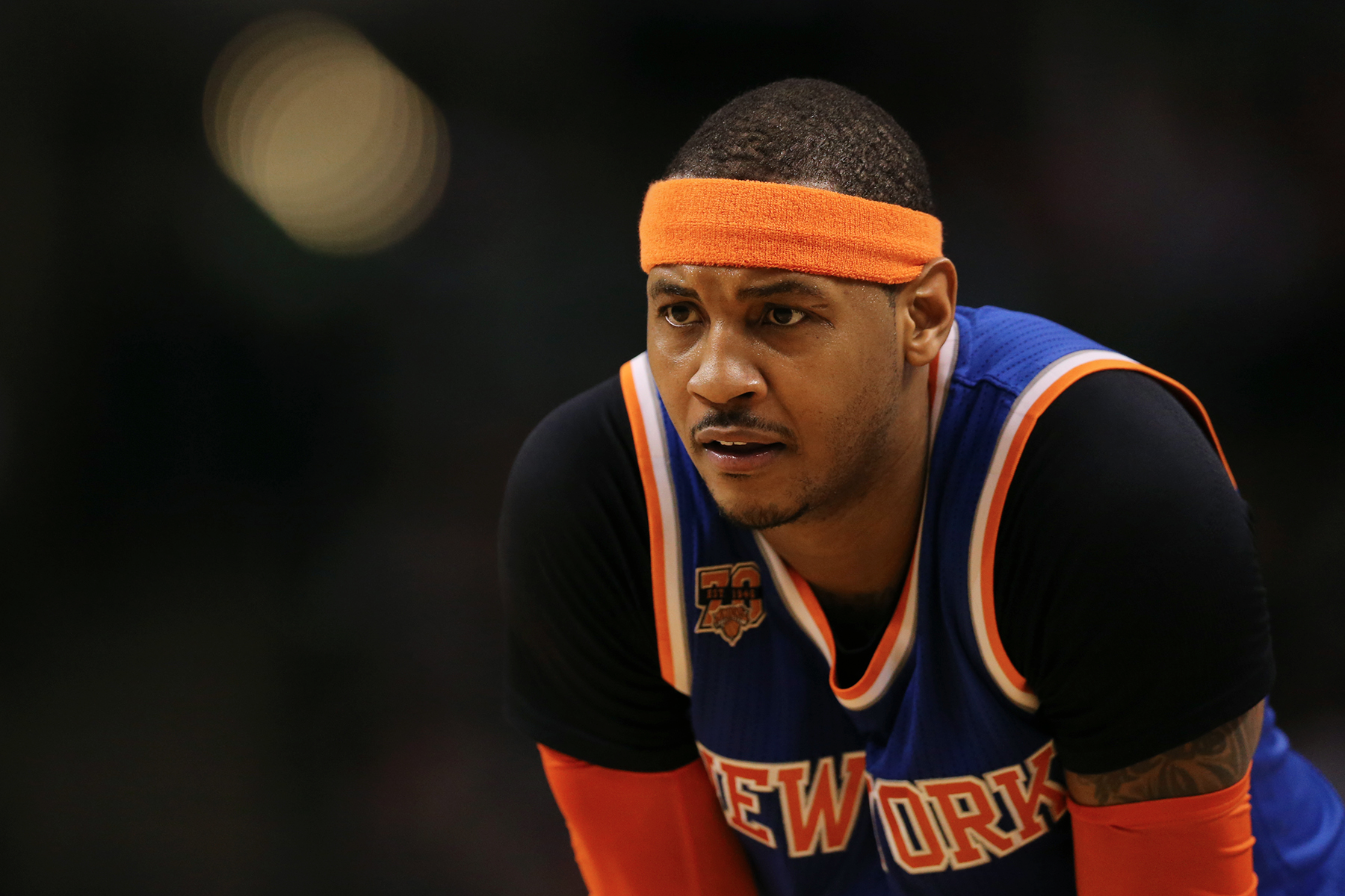 83796946c60e The Knicks Are Doing Everything They Can to Move on From Carmelo Anthony
