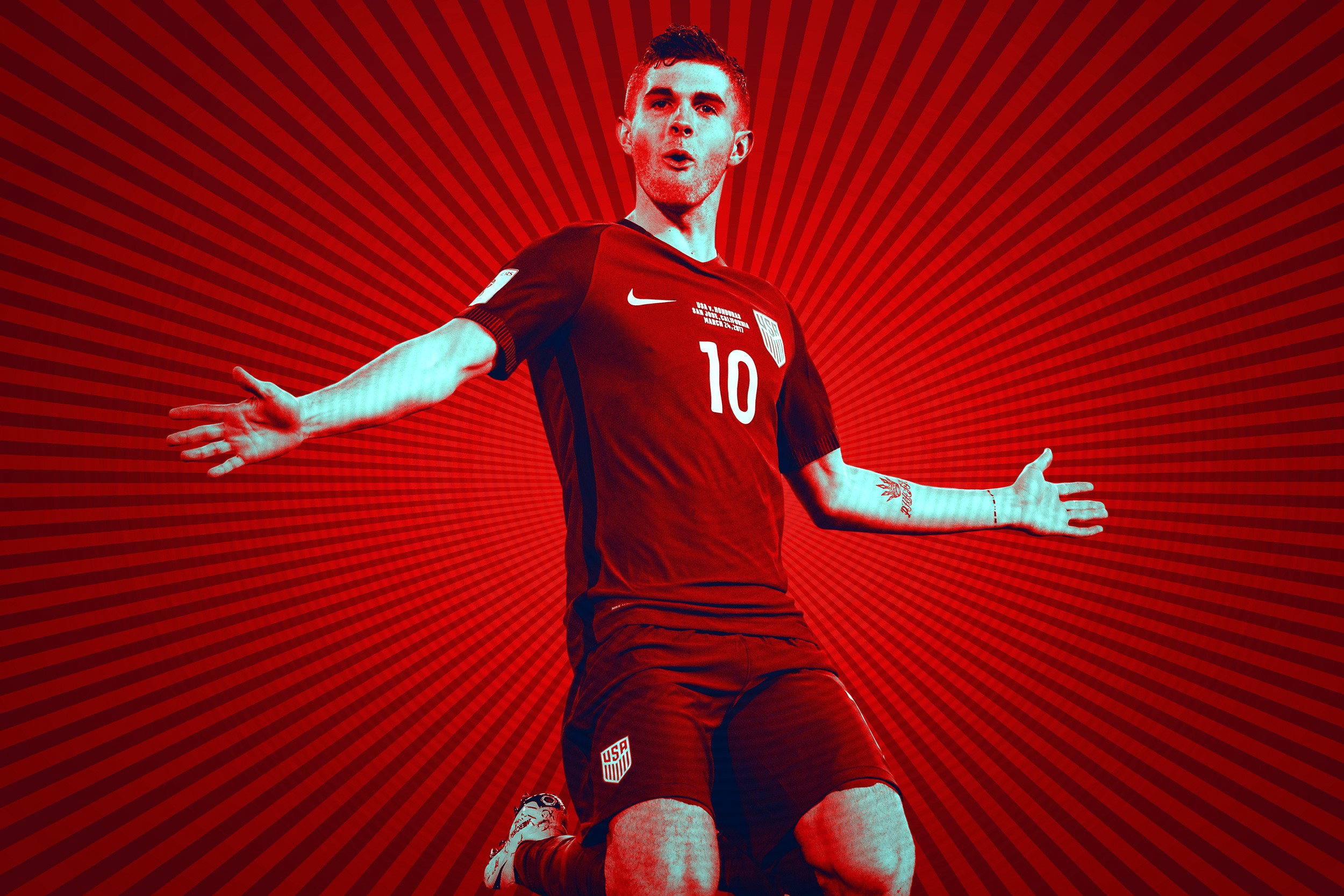 136035f14 The Best American Soccer Player Is an 18-Year-Old From Hershey ...