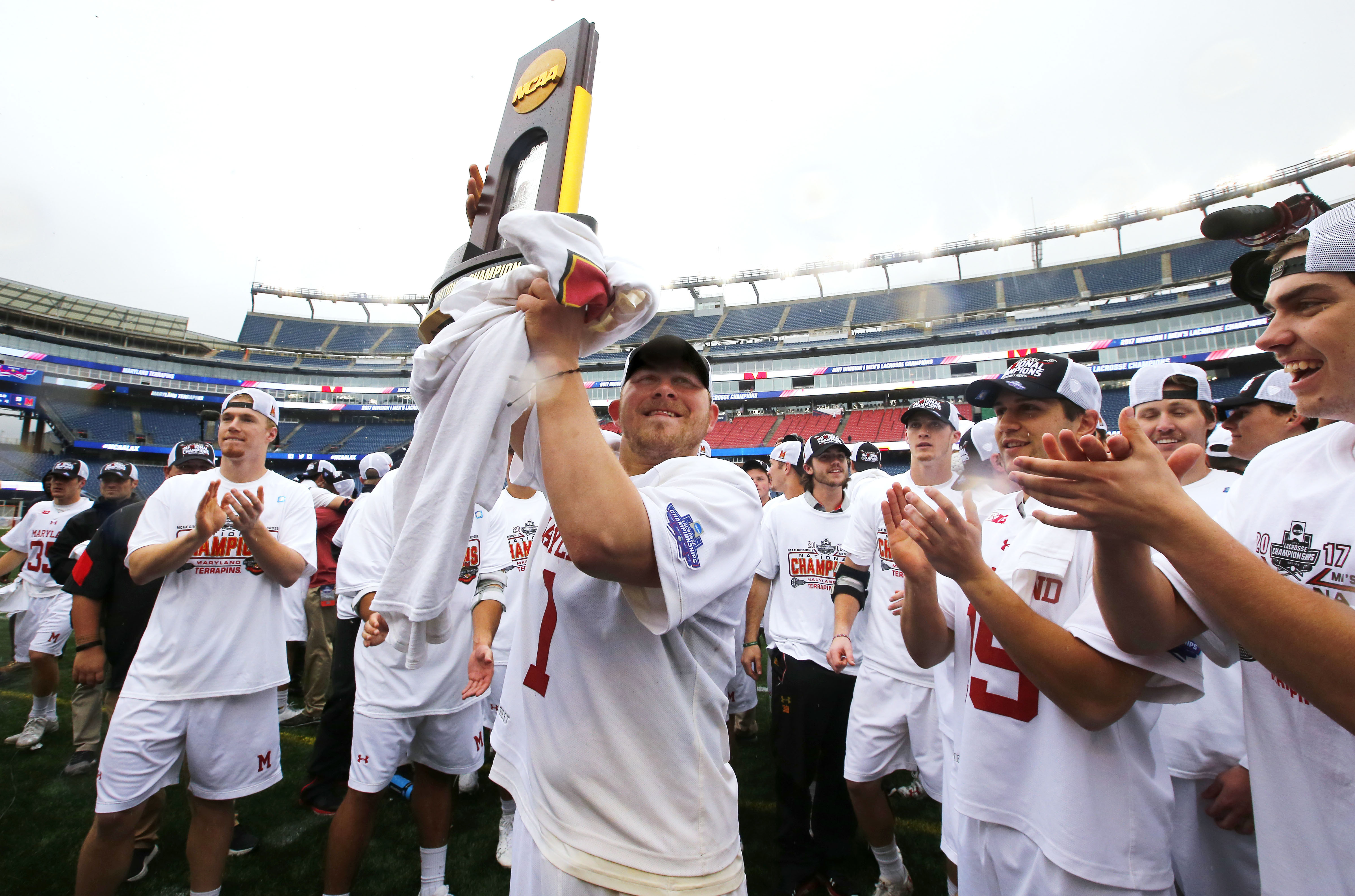 NCAA Lacrosse: Men's Championships