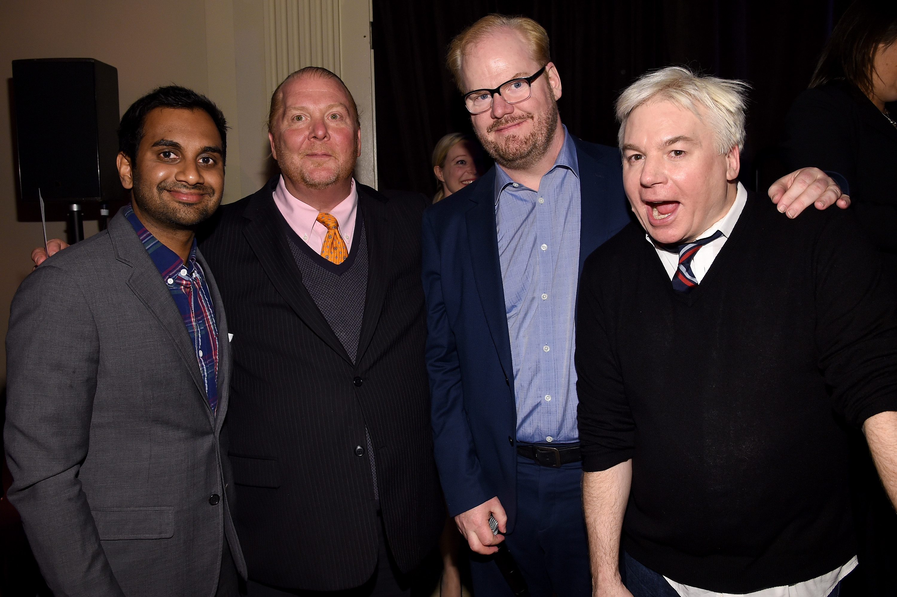 Food Bank Of New York City Can Do Awards 2016 Hosted By Mario Batali - Inside