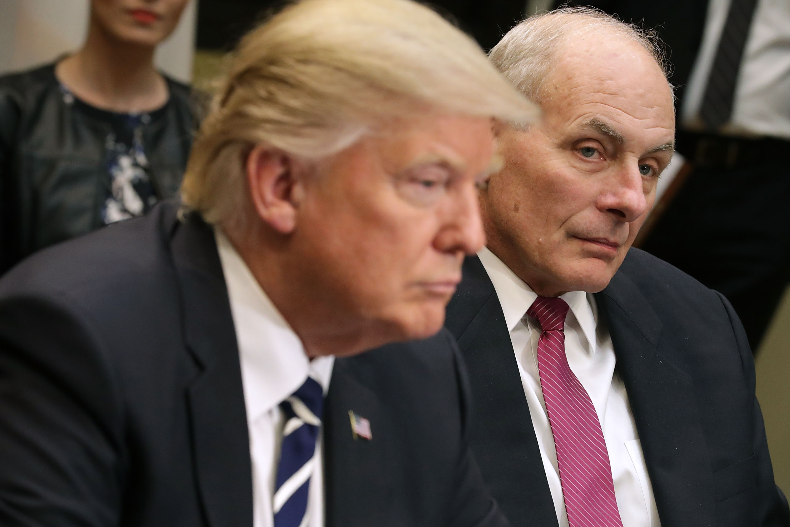 Everything you need to know about Trump's new chief of staff