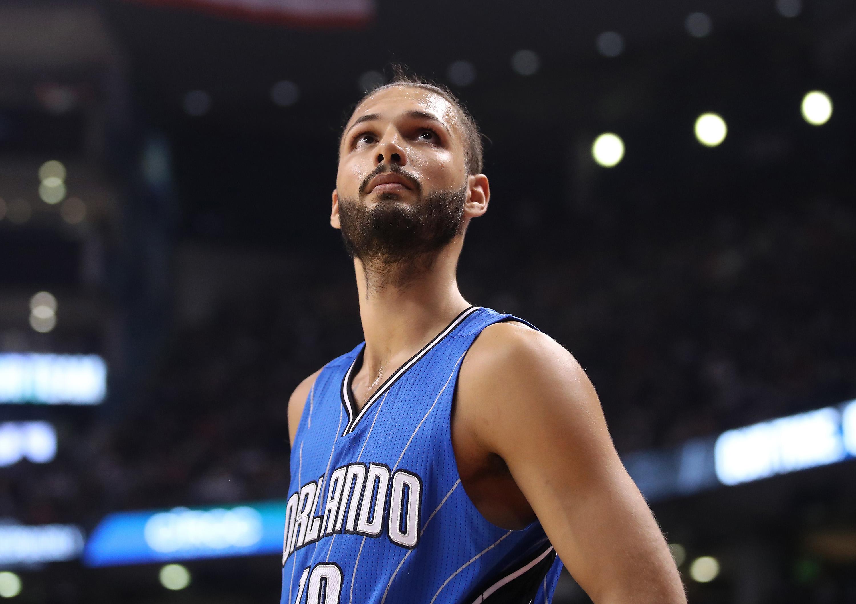 NBA: Orlando Magic at Toronto Raptors