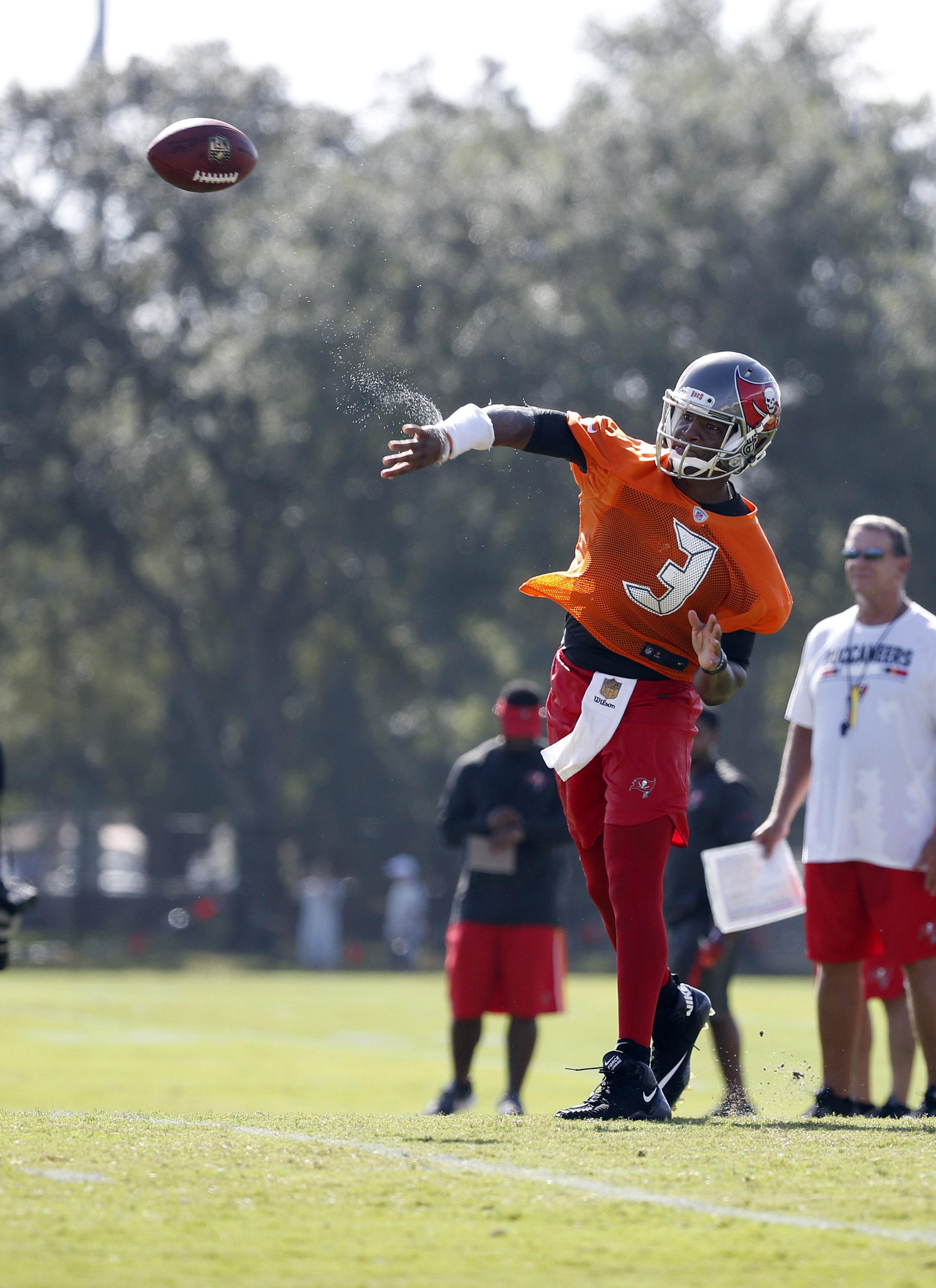 NFL: Tampa Bay Buccaneers-Training Camp
