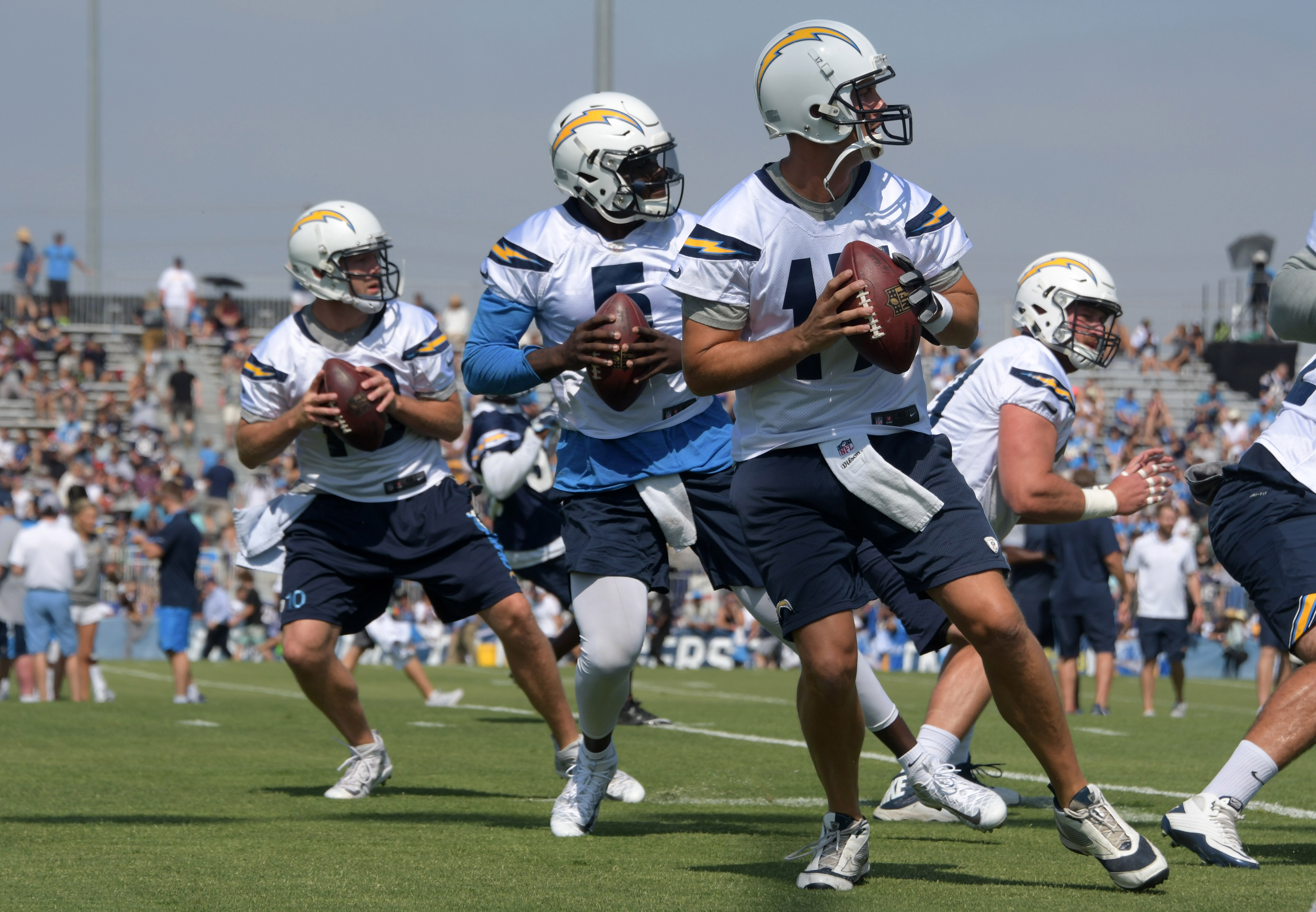 NFL: Los Angeles Chargers Training Camp