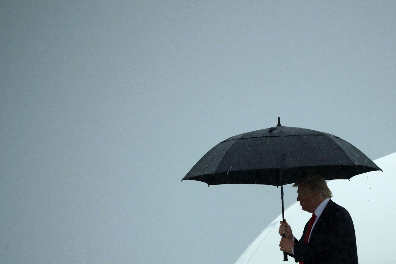 Donald Trump's shocking disloyalty