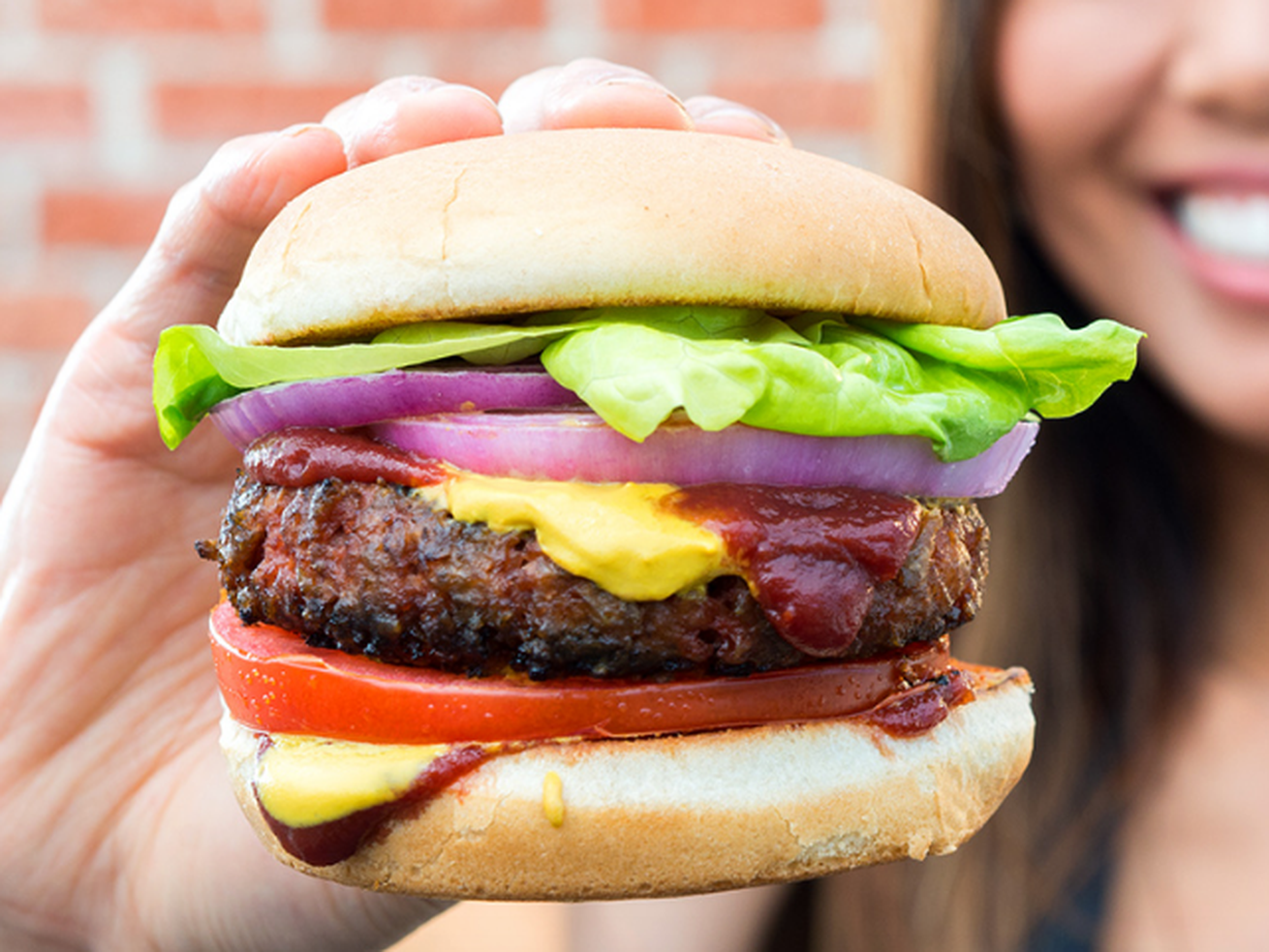 The Veggie Burger That 'Bleeds' Will Soon Be Available in Atlanta
