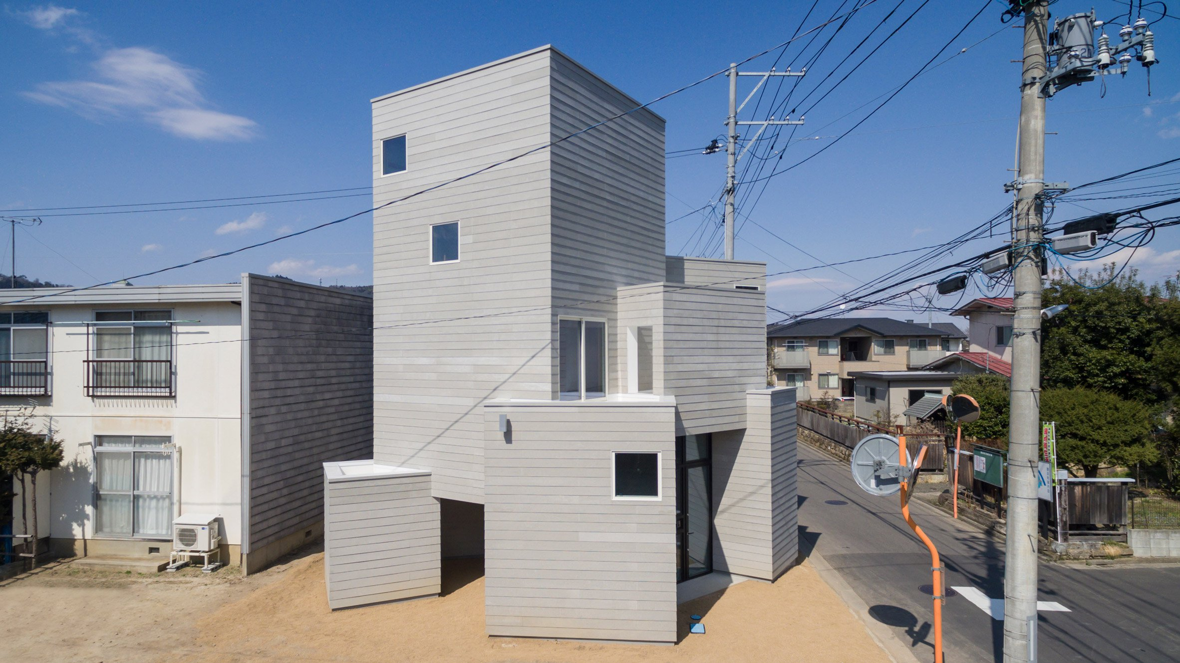 Japanese Home Architecture japan - curbed