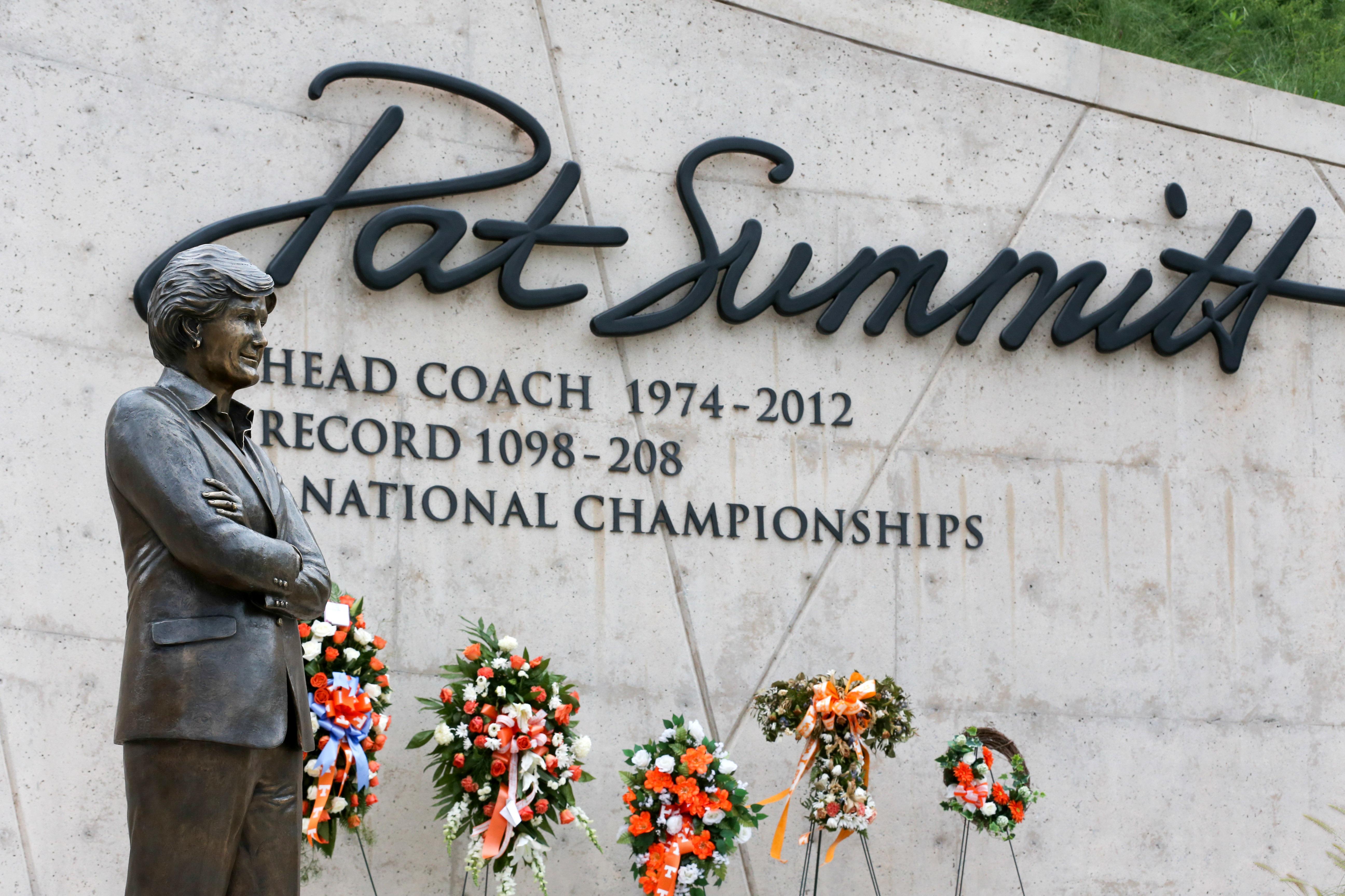 Pat Summitt Memorial Service