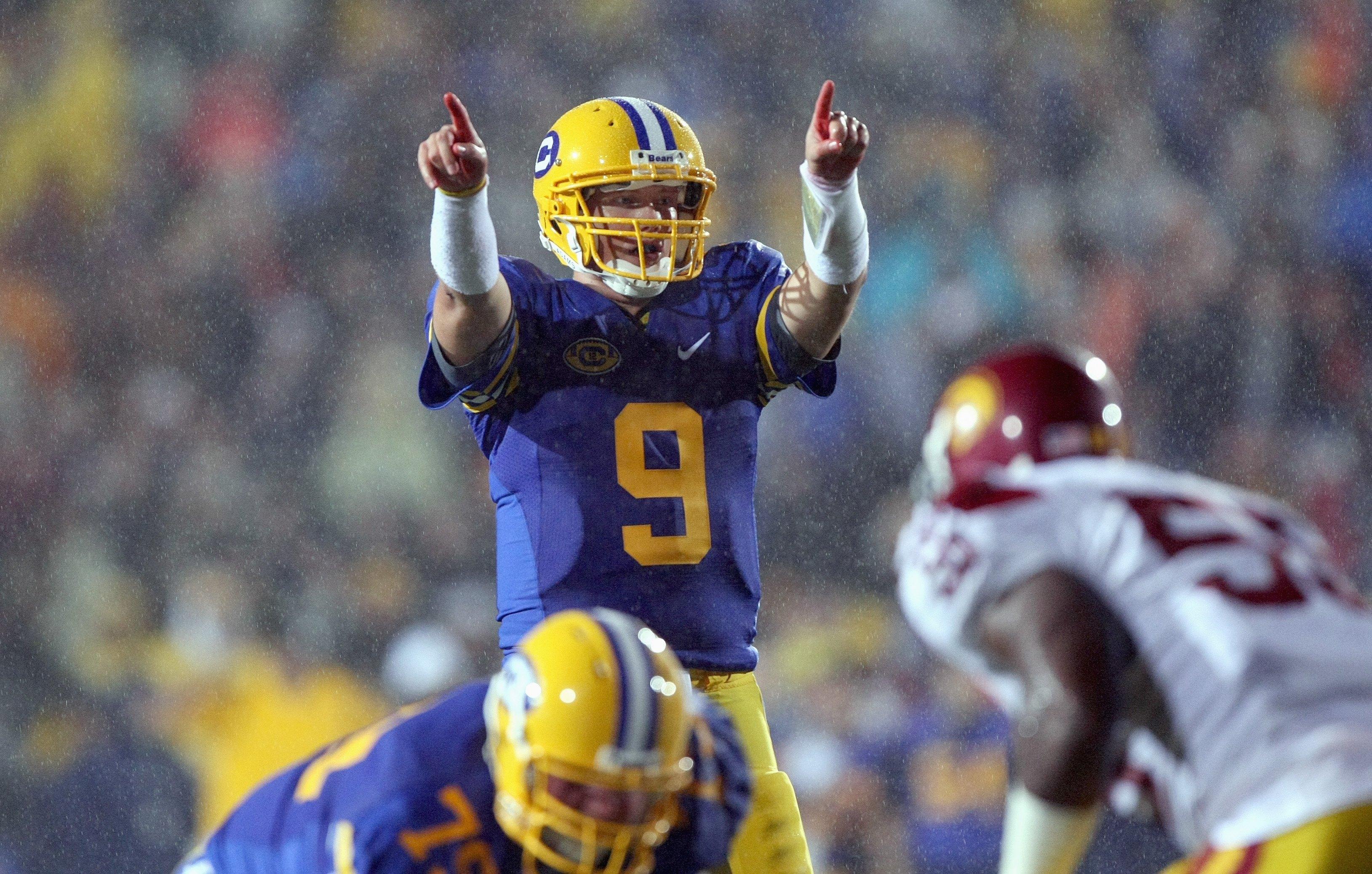USC Trojans v California Golden Bears