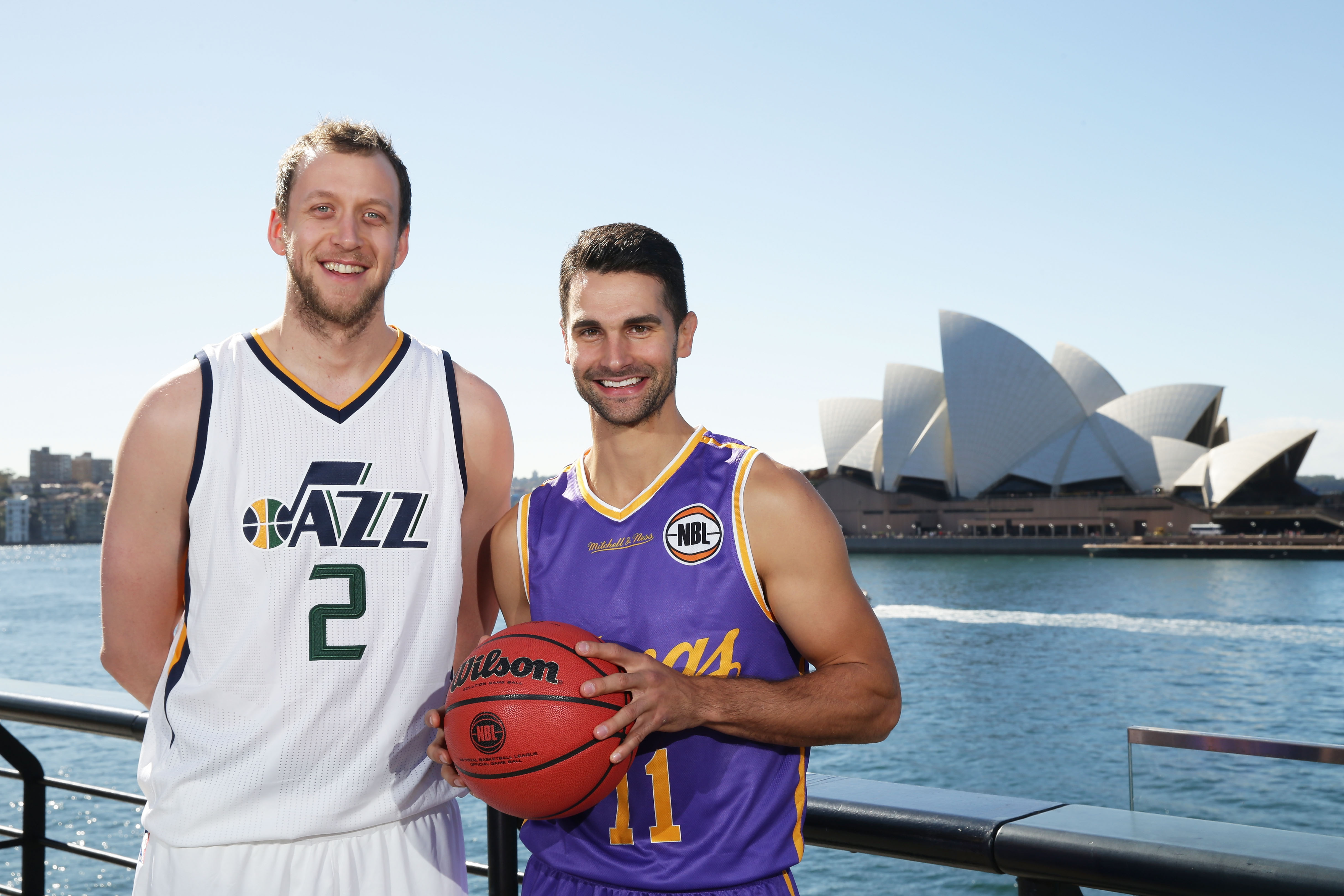 65ac23cc51f NBA + NBL: Utah Jazz to play Sydney Kings of Australia in preseason game