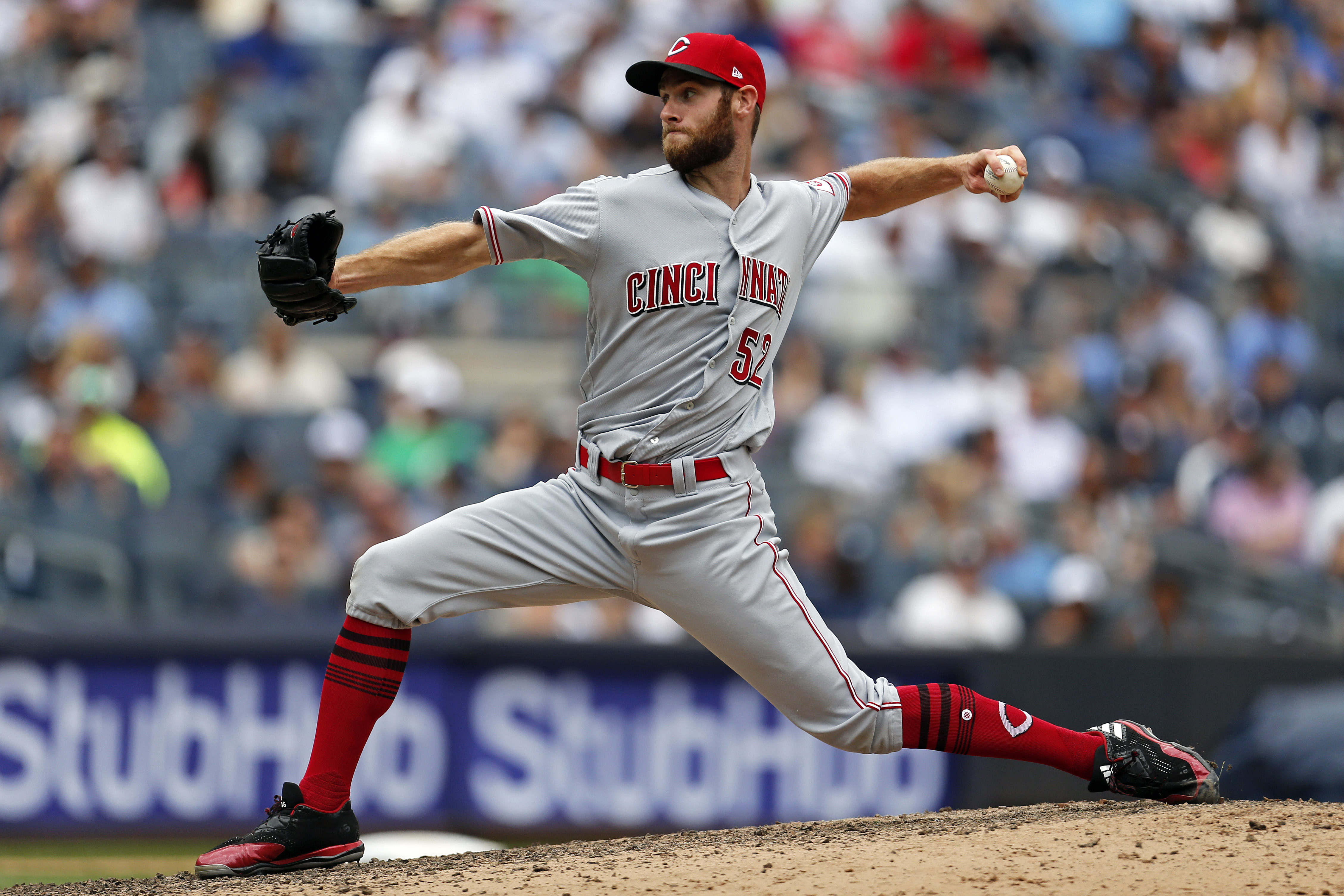 MLB: Cincinnati Reds at New York Yankees